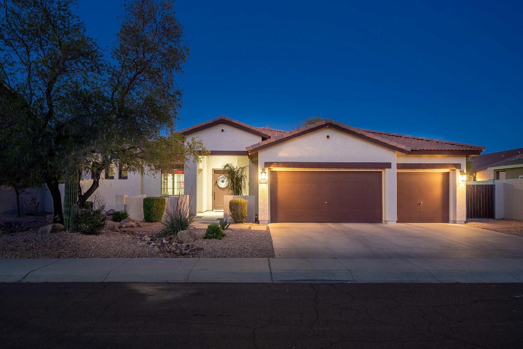 Single Family Homes για την Πώληση στο Fonte Al Sole 4331 S DANIELSON WAY, Chandler, Αριζονα 85249 Ηνωμένες Πολιτείες