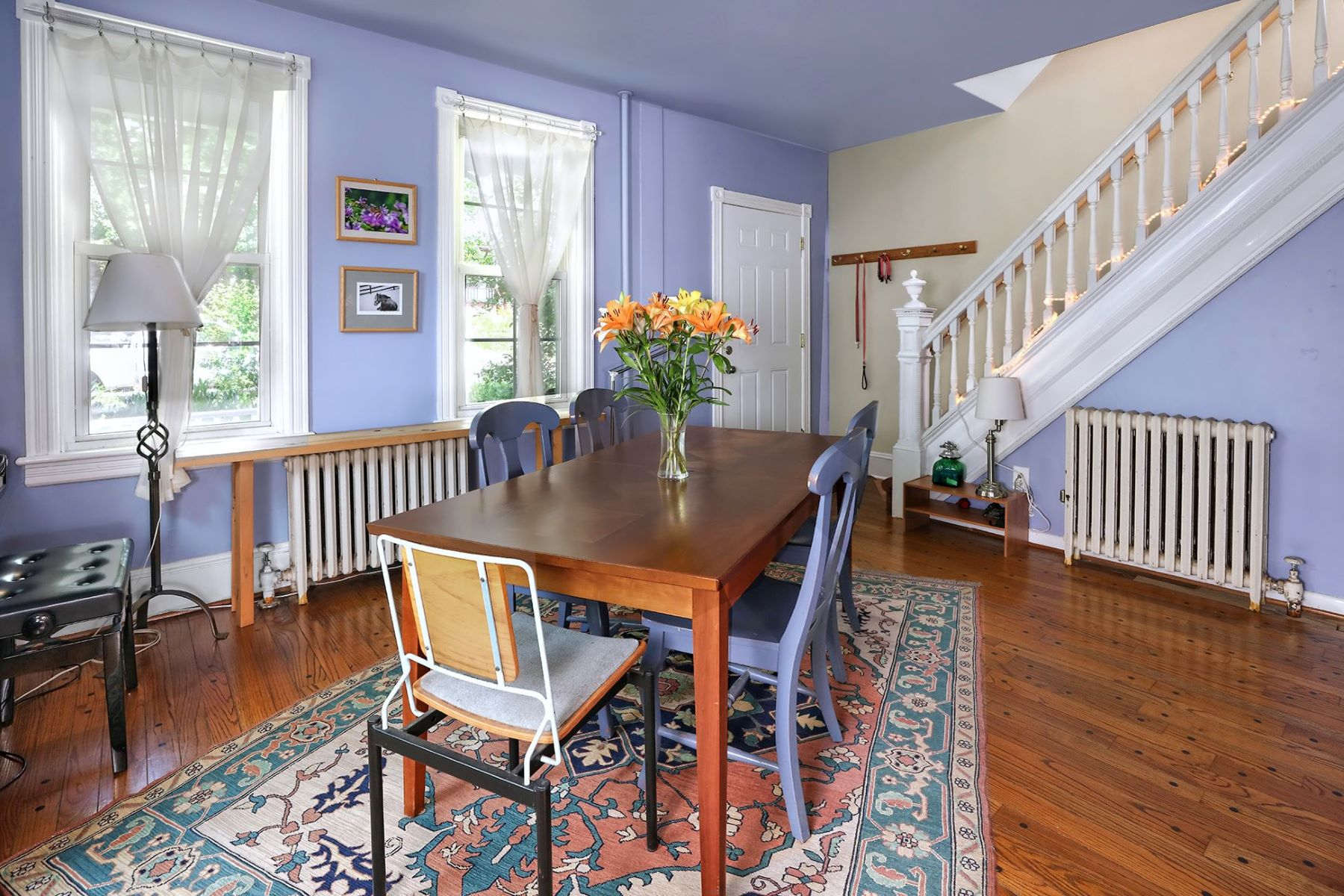 Additional photo for property listing at Welcome Updates To This Victorian Home 27 Hart Avenue, Hopewell, 뉴저지 08525 미국