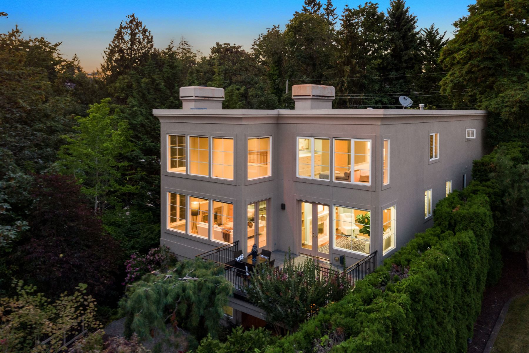 Single Family Homes for Sale at 9741 Northeast 1st Street, Bellevue, WA 98004 9741 Northeast 1st Street Bellevue, Washington 98004 United States