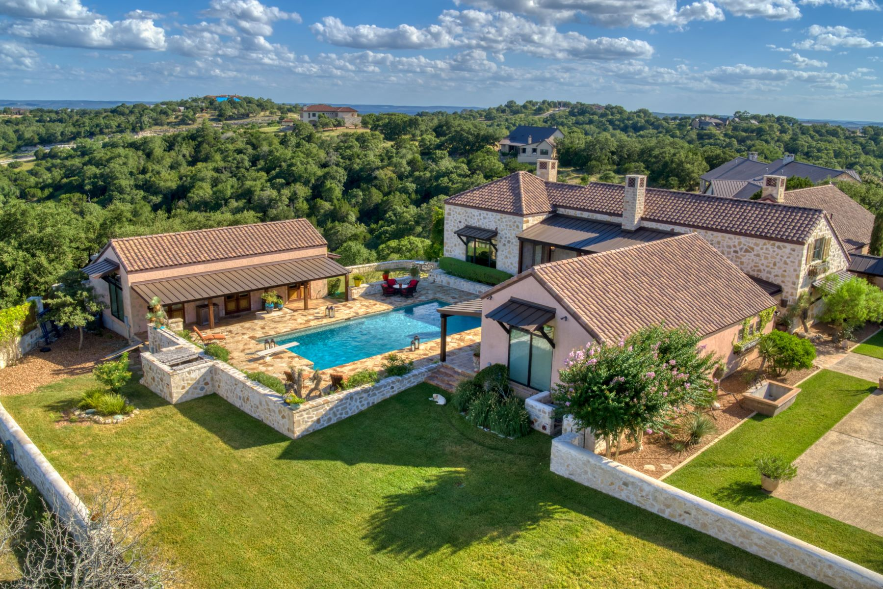 Single Family Homes for Active at Hill Country Masterpiece 277 Majestic Ridge Comfort, Texas 78013 United States