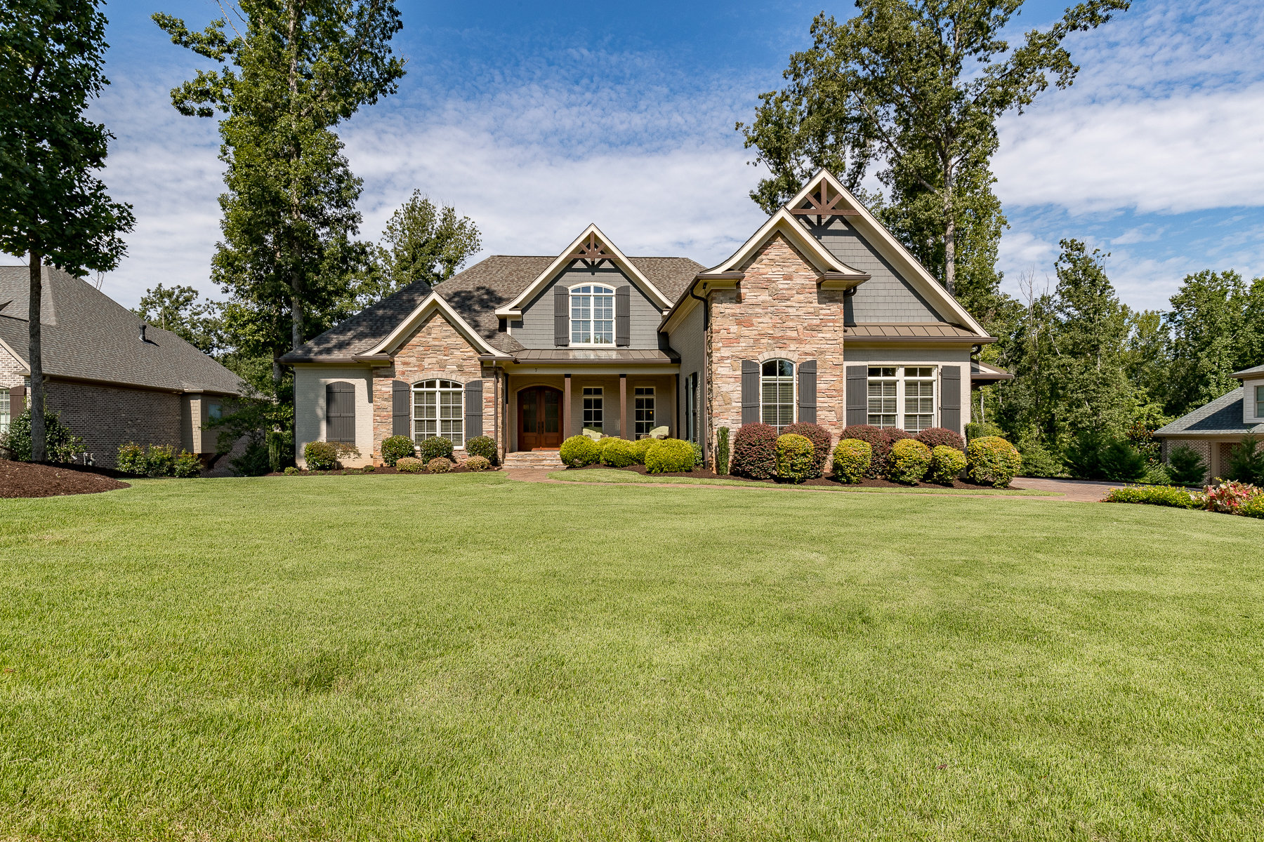 Single Family Homes por un Venta en 7 Riley Hill Court, Greer, SC 29650 Greer, Carolina del Sur 29650 Estados Unidos
