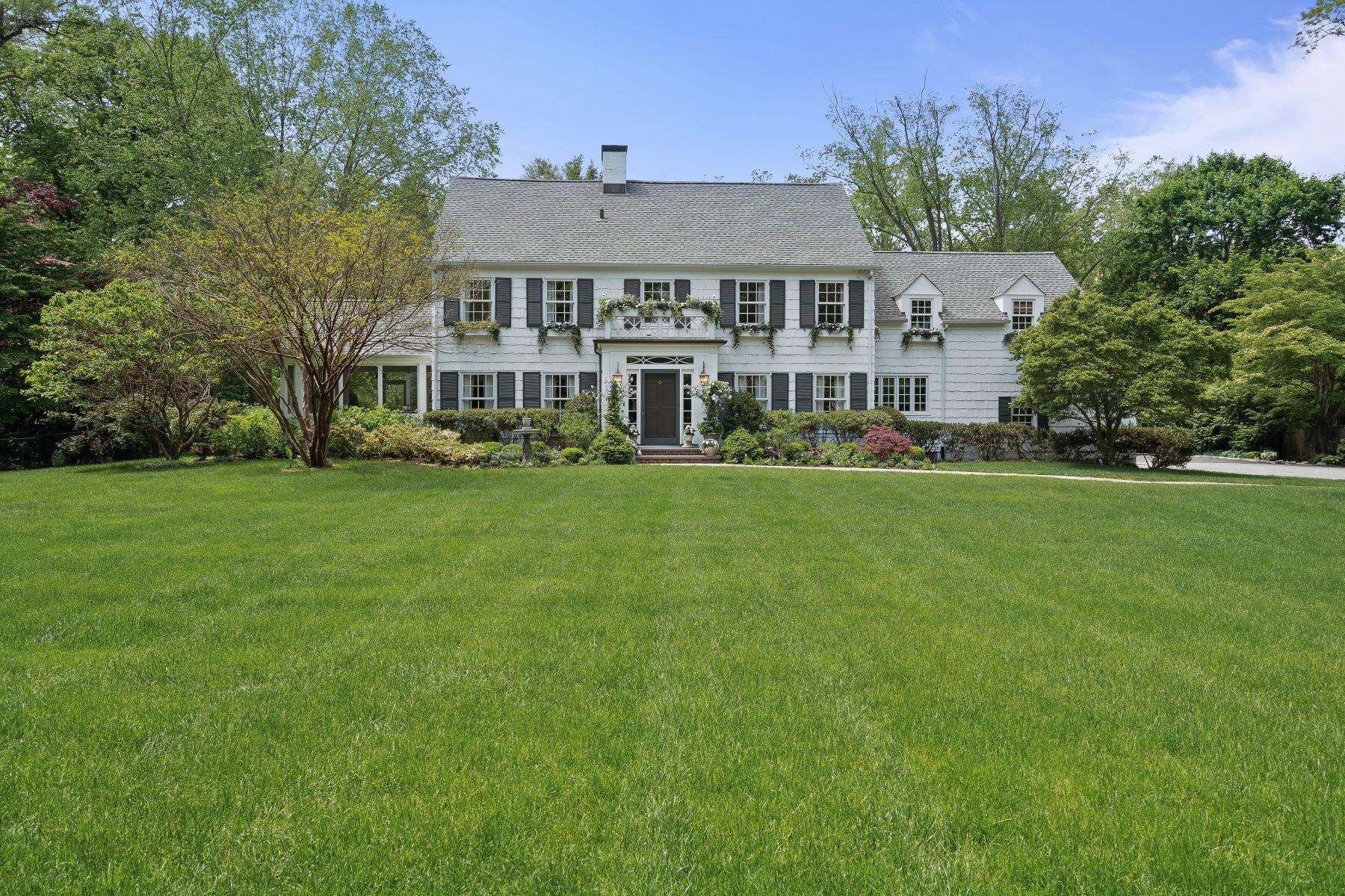 Single Family Homes 為 出售 在 37 Wood Acres Road, Brookville, Ny, 11545 Brookville, 纽约 11545 美國