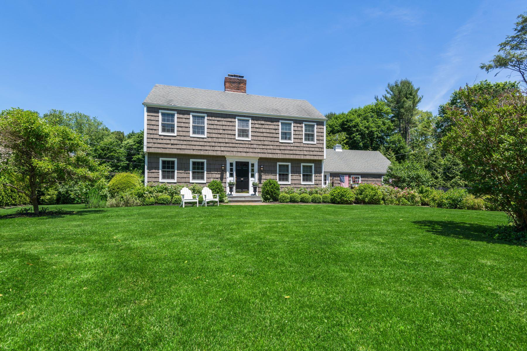 Single Family Homes 為 出售 在 6 Meadow Place, Lattingtown, Ny, 11560 Lattingtown, 纽约 11560 美國