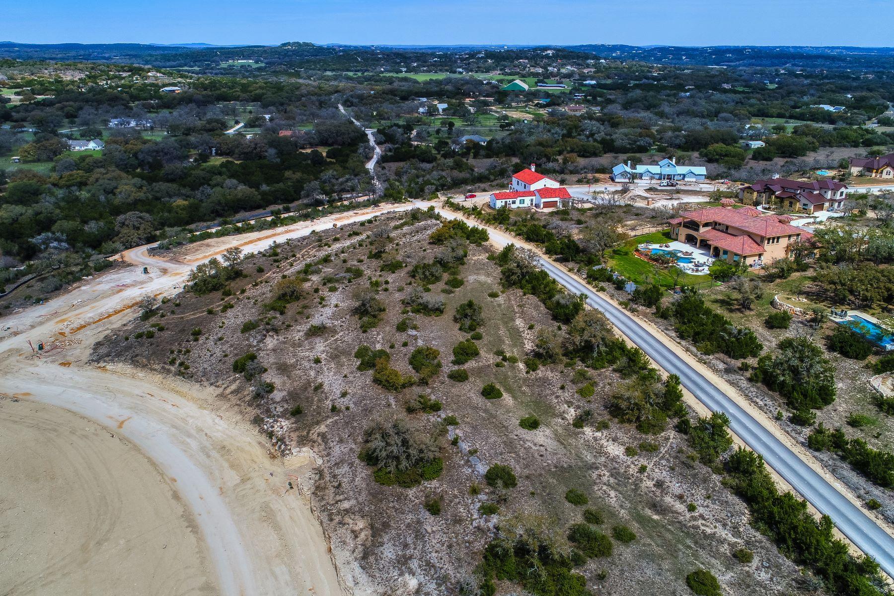 أراضي للـ Sale في Spectacular Lot off Scenic Loop 23334 Henness Pass, San Antonio, Texas, 78255 United States