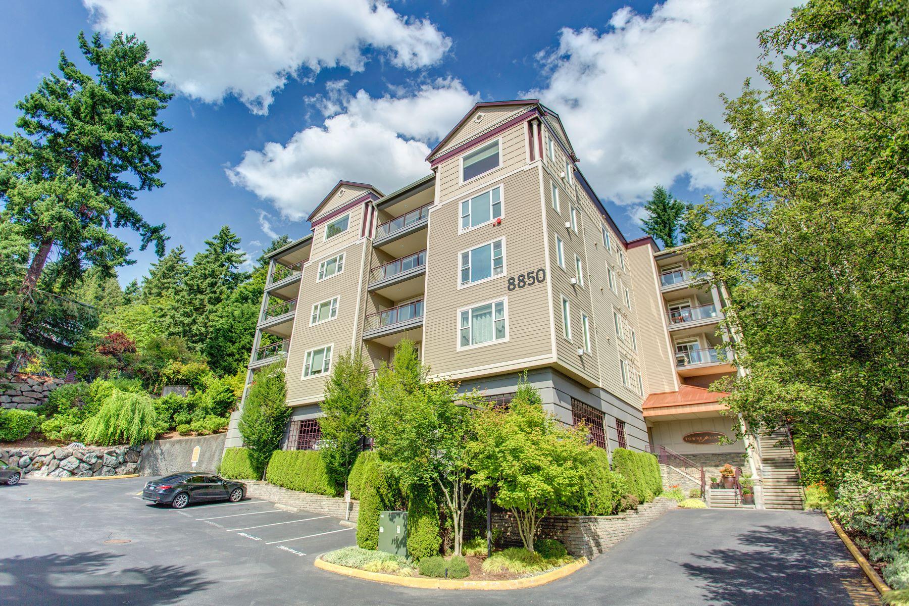 Condominiums for Sale at 8850 164th Avenue Northeast #403, Redmond, WA 98052 8850 164th Ave NE #403 Redmond, Washington 98052 United States