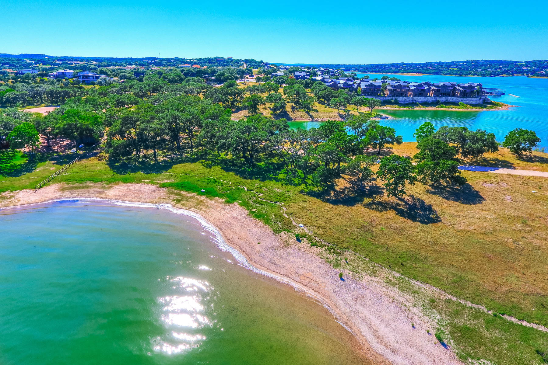 Additional photo for property listing at The Reserve on Lake Travis: 5.87 Waterfront Acres 2208 Cypress Club Pointe Spicewood, Texas 78669 United States