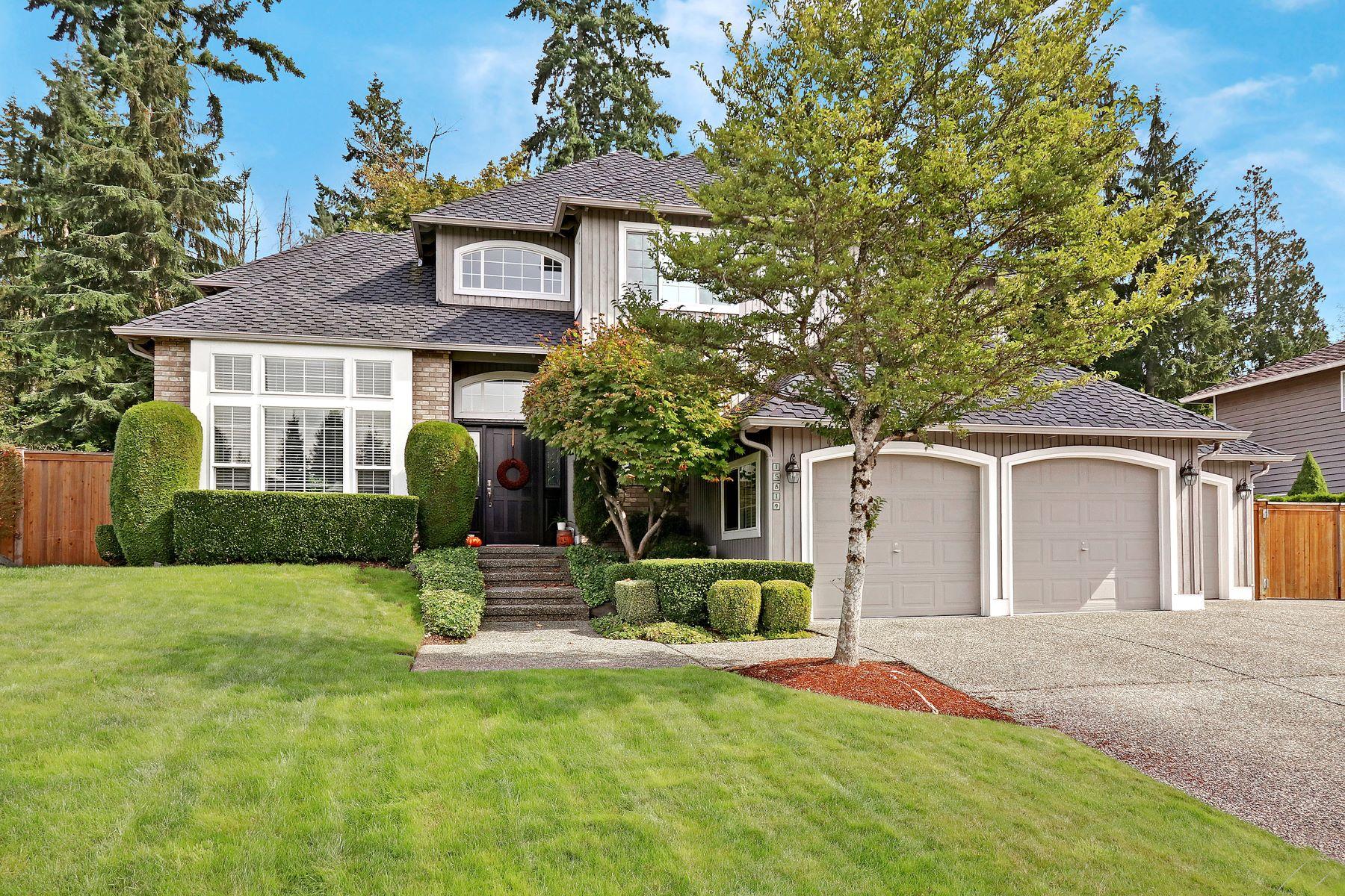 Single Family Homes por un Venta en 15819 68th Ave SE, Snohomish, WA 98296 15819 68th Ave SE Snohomish, Washington 98296 Estados Unidos