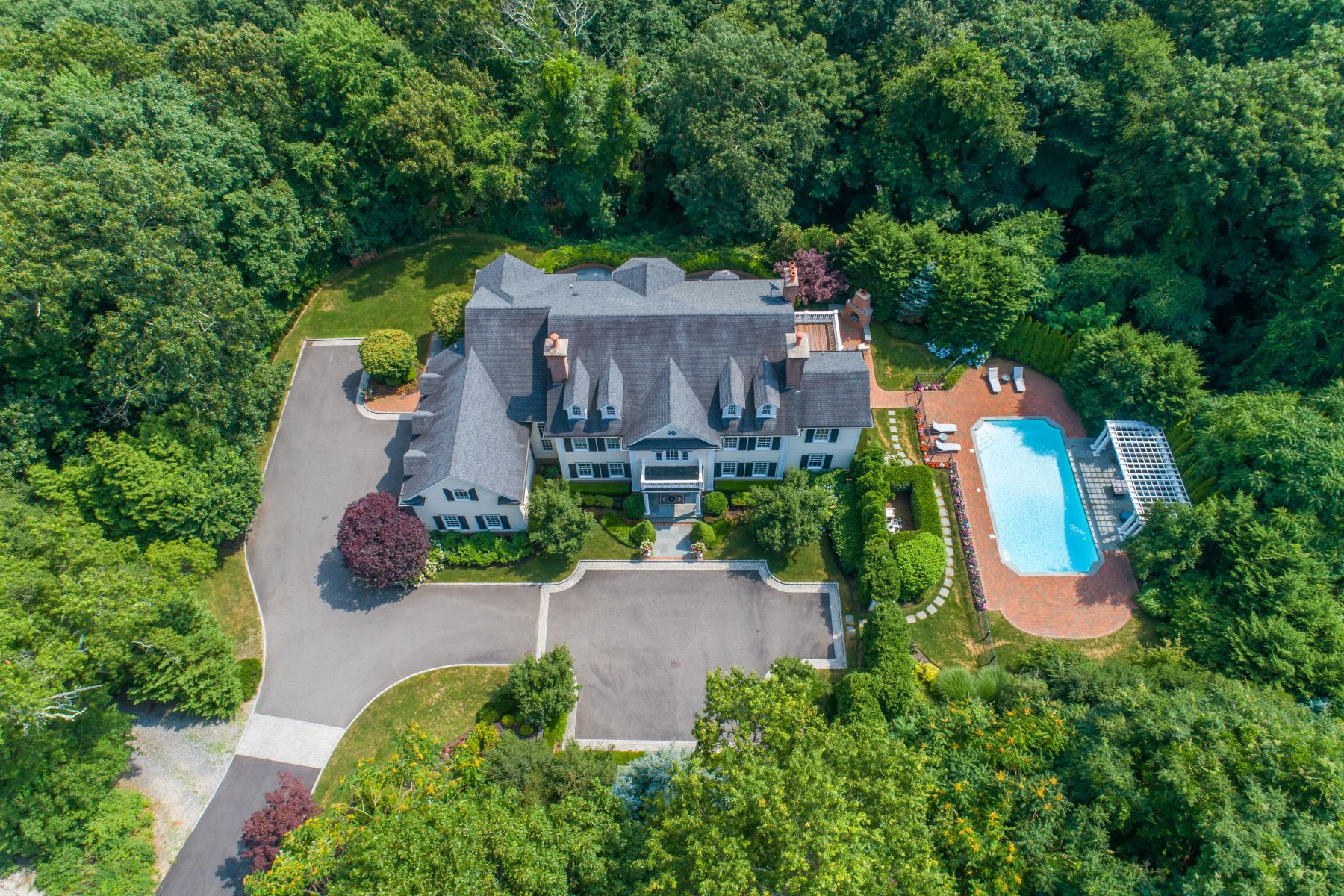 Single Family Homes 為 出售 在 428j Harbor Road, Laurel Hollow, Ny, 11791 Laurel Hollow, 纽约 11791 美國