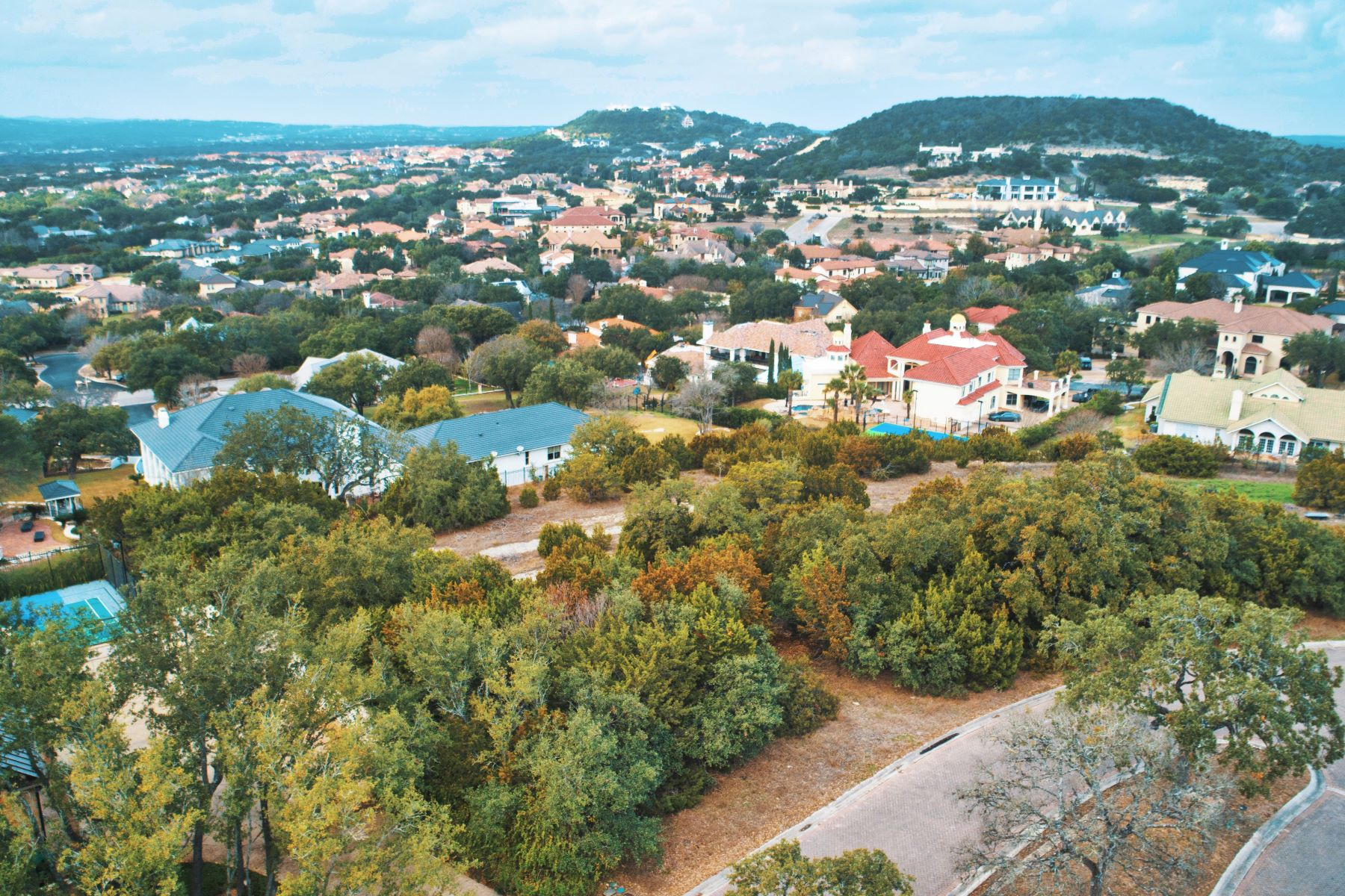 Land for Sale at Hilltop Home Site 5 Davenport Lane, San Antonio, Texas 78257 United States