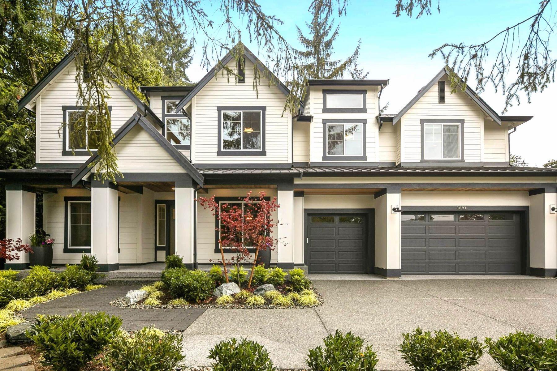 Single Family Homes por un Venta en 3093 113th Ave SE, Bellevue, WA 98004 3093 113th Ave SE Bellevue, Washington 98004 Estados Unidos