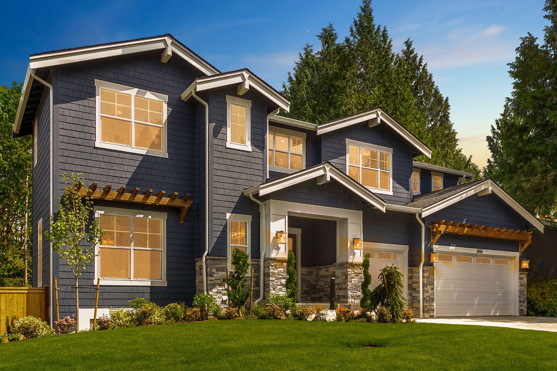 Single Family Homes for Sale at 1008 102nd Place SE, Bellevue, WA 98004 1008 102nd Place SE Bellevue, Washington 98004 United States