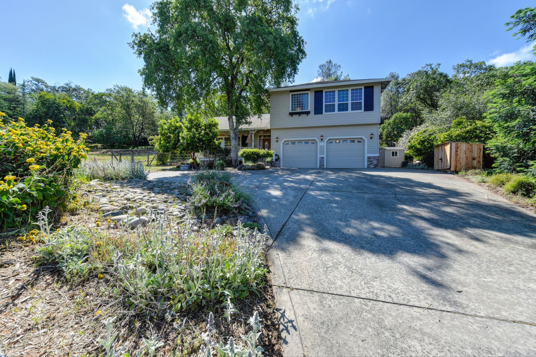 Single Family Homes por un Venta en 1964 American River Trail, Cool, CA 95614 1964 American River Trail Cool, California 95614 Estados Unidos