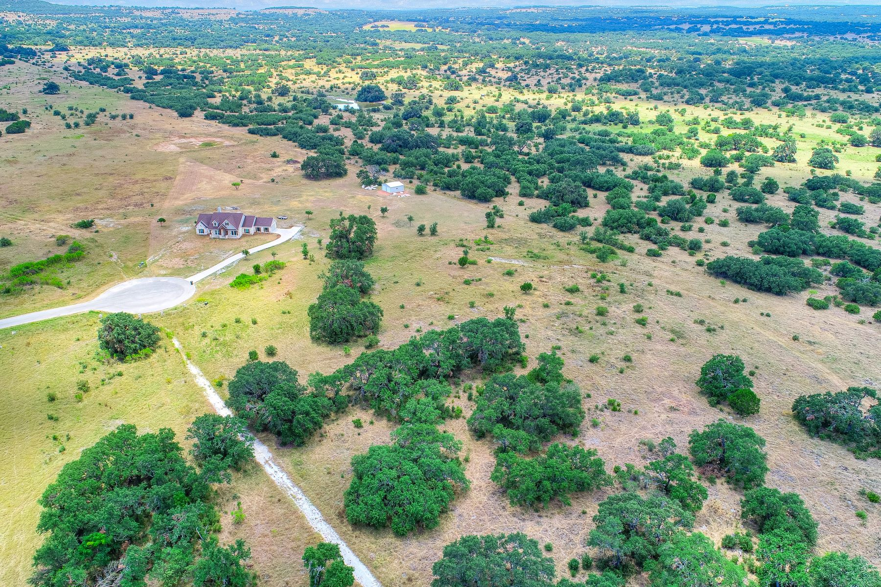 Additional photo for property listing at 5 Acres in Gated Summit Springs Lot 20 Summit Springs Blackbuck Ct., Marble Falls, 텍사스 78654 미국
