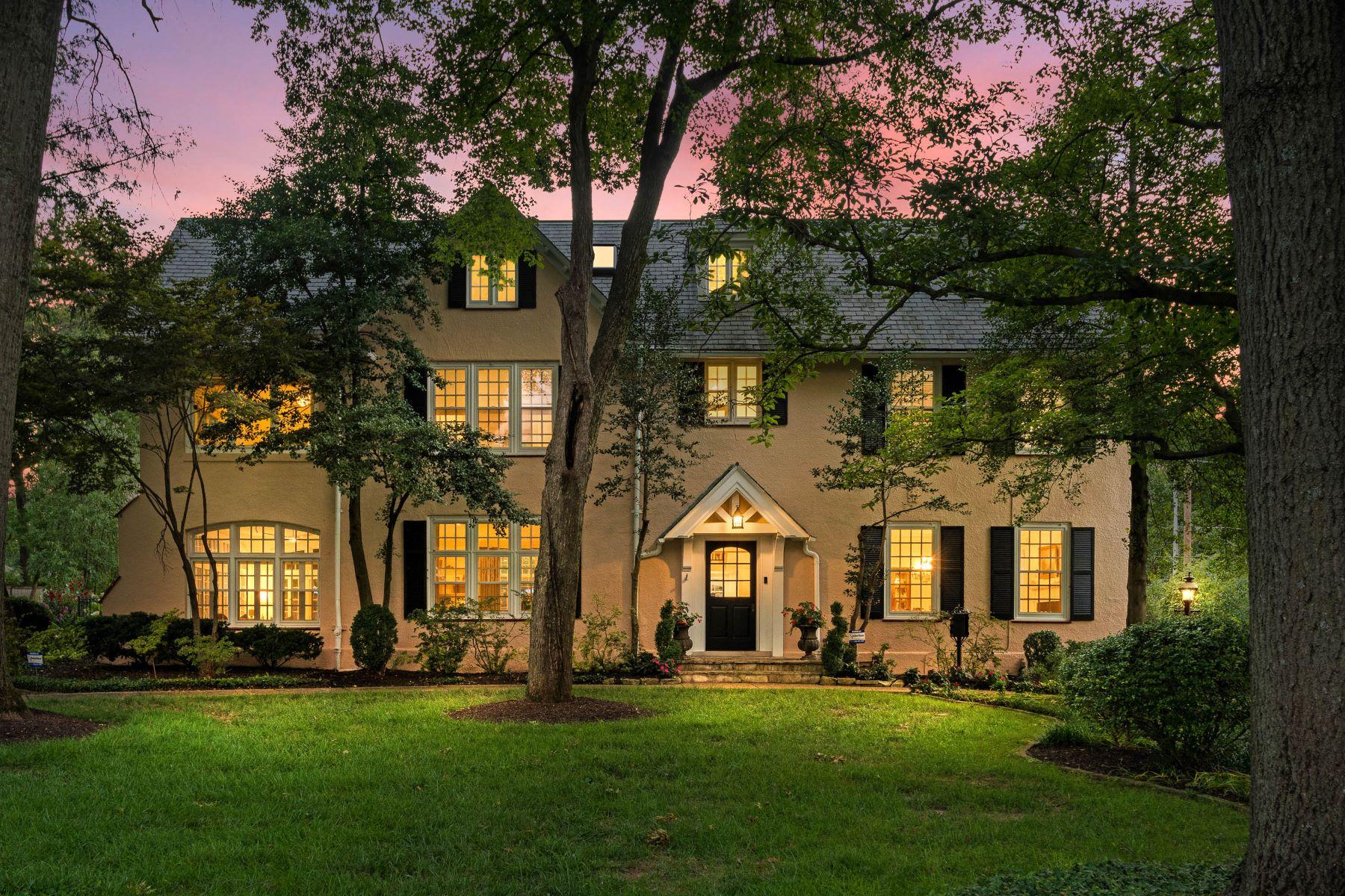 Single Family Homes for Sale at Gracious Historic Kirkwood Home 333 Dickson Street Kirkwood, Missouri 63122 United States