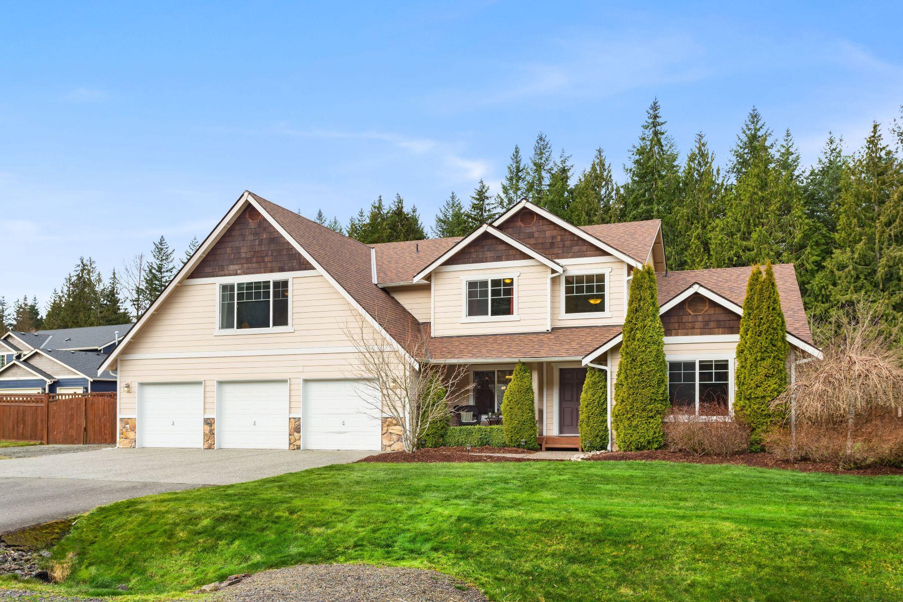 Single Family Homes 용 매매 에 7424 110th Ave NE, Lake Stevens, WA 98258 7424 110th Ave NE Lake Stevens, 워싱톤 98258 미국