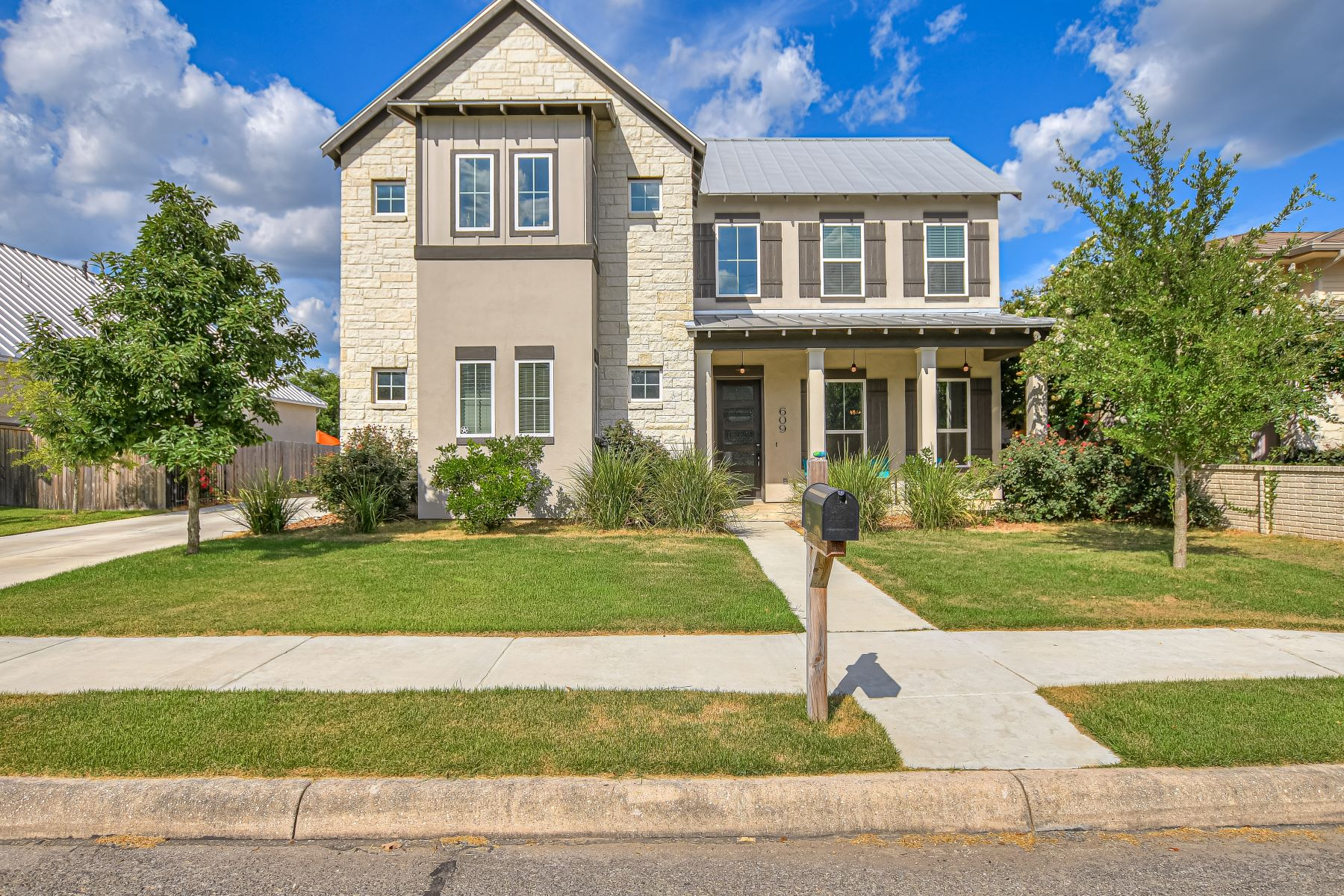 Other Residential Homes for Sale at Contemporary Farmhouse In Town! 609 Live Oak Street Boerne, Texas 78006 United States