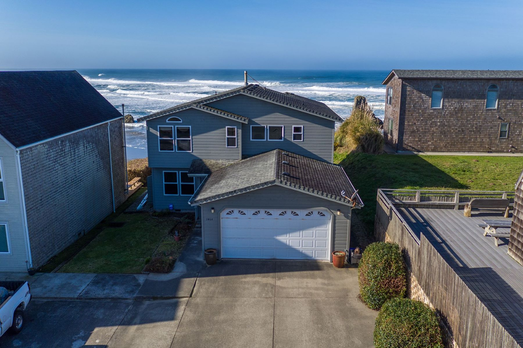 Single Family Homes για την Πώληση στο Luxurious Oceanfront Home 2464 Beach Loop Drive SW, Bandon, Ορεγκον 97411 Ηνωμένες Πολιτείες