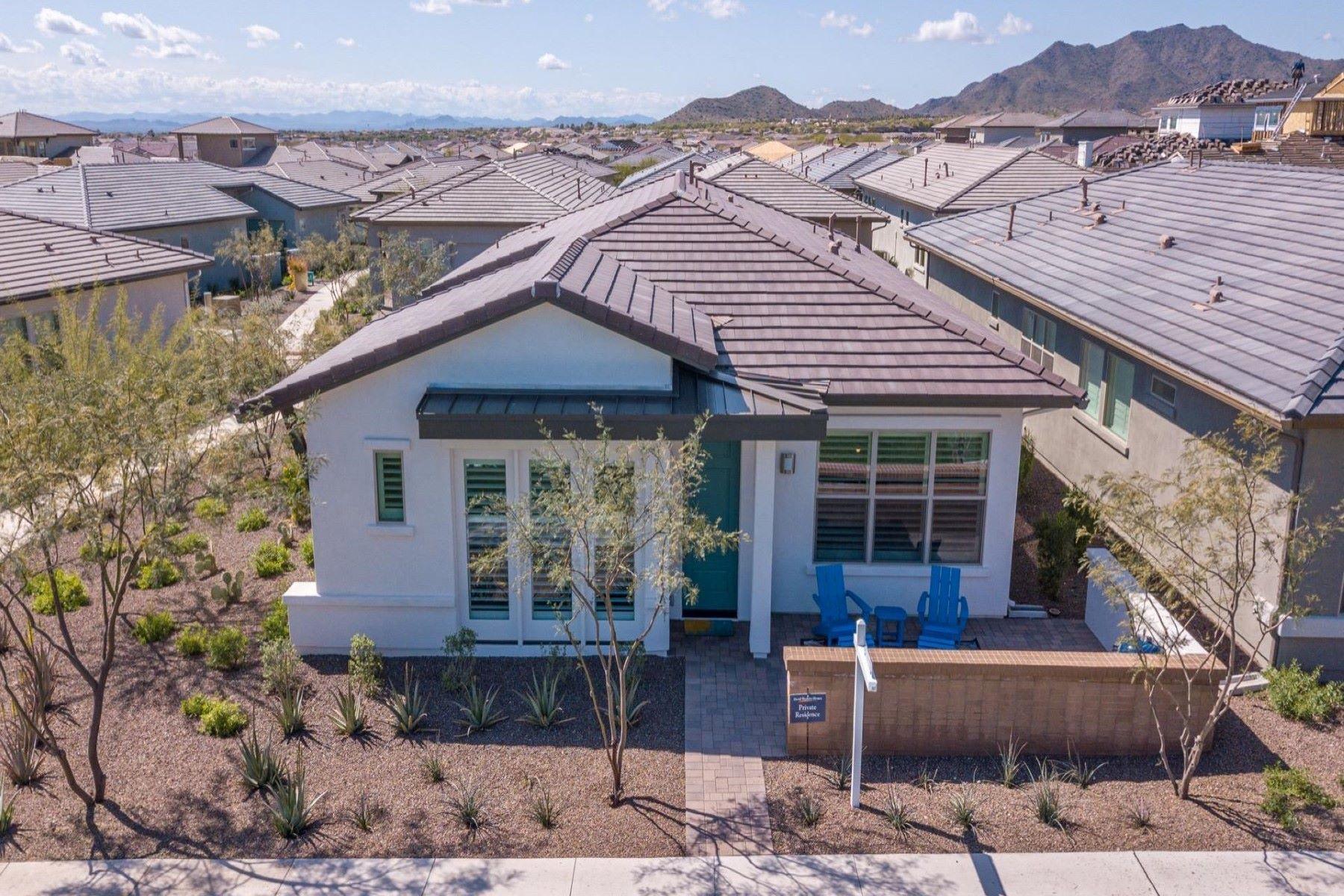 Single Family Homes για την Πώληση στο Mountainside at Victory 20758 W FERN DR, Buckeye, Αριζονα 85396 Ηνωμένες Πολιτείες