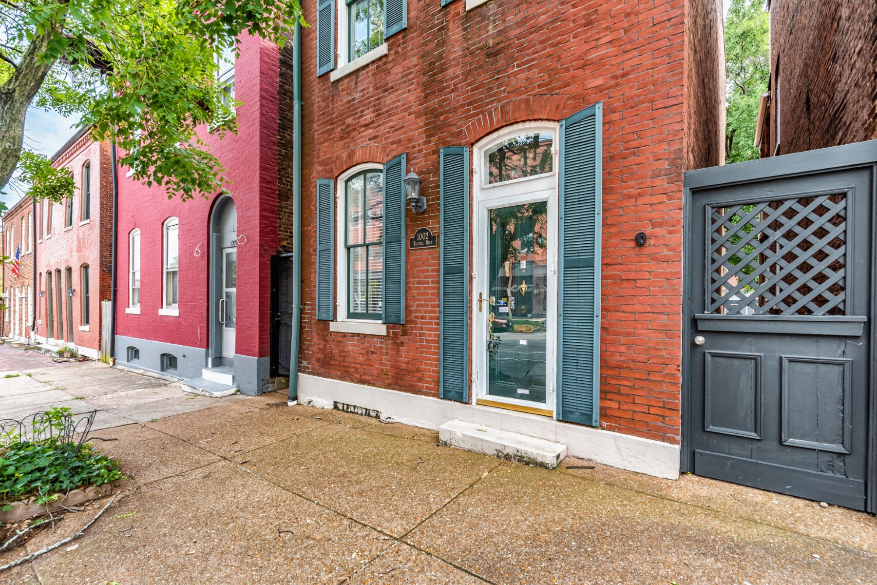 Property for Sale at Architectural Charm in the Heart of Soulard 1002 Russell Boulevard St. Louis, Missouri 63104 United States