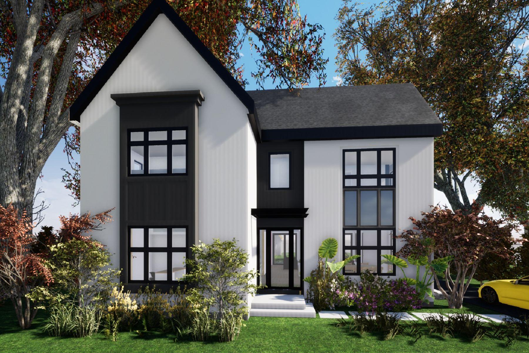 Single Family Homes por un Venta en Beautiful Family Home 280 Harbor Street Glencoe, Illinois 60022 Estados Unidos