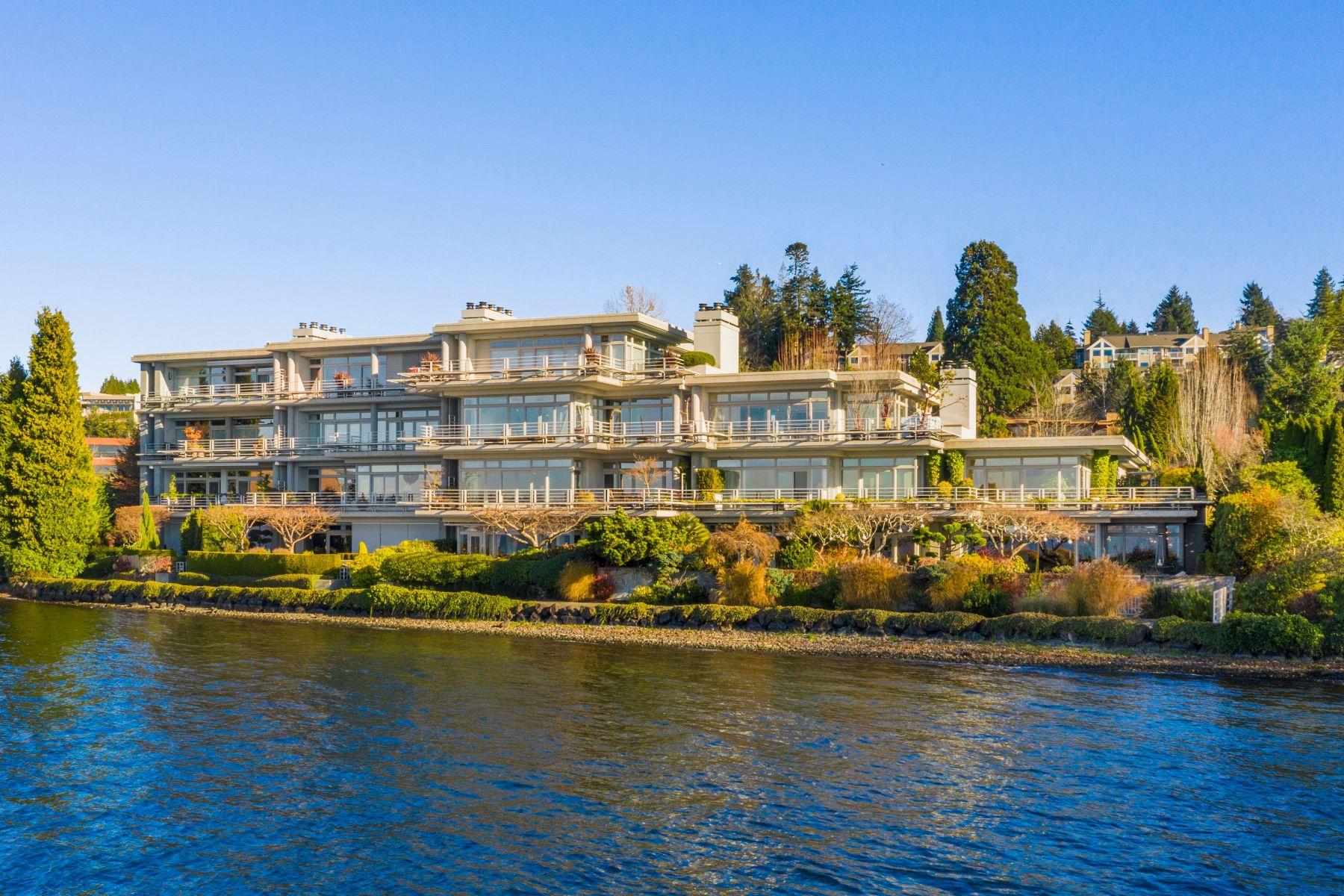 Condominiums for Sale at 5505 Lake Washington Blvd NE #1D, Kirkland, WA 98033 5505 Lake Washington Blvd NE #1D Kirkland, Washington 98033 United States