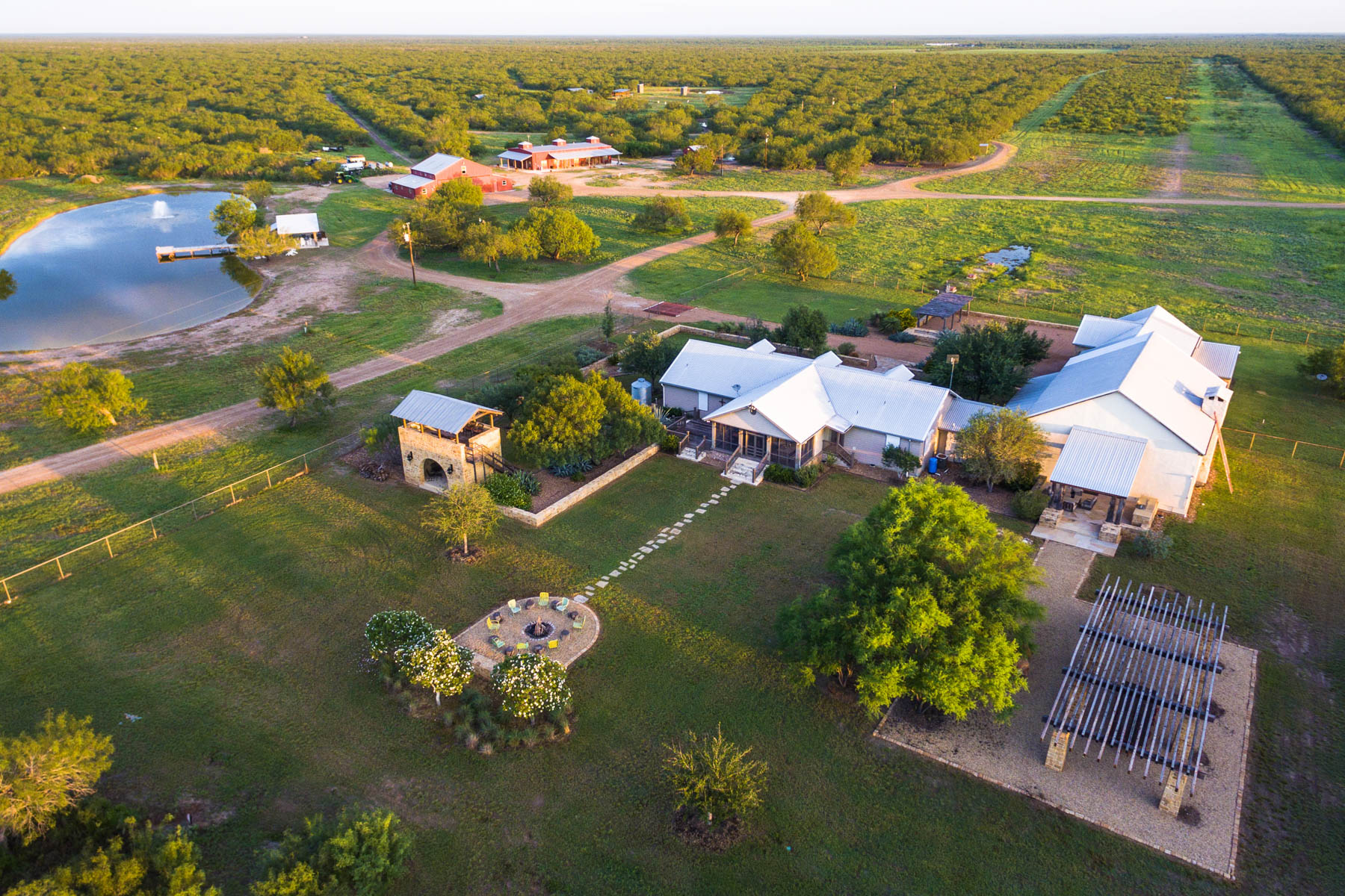 Farm / Ranch / Plantation للـ Sale في Santa Margarita Ranch 2,703 +/- Acres / La Salle County, Cotulla, Texas, 99999 United States