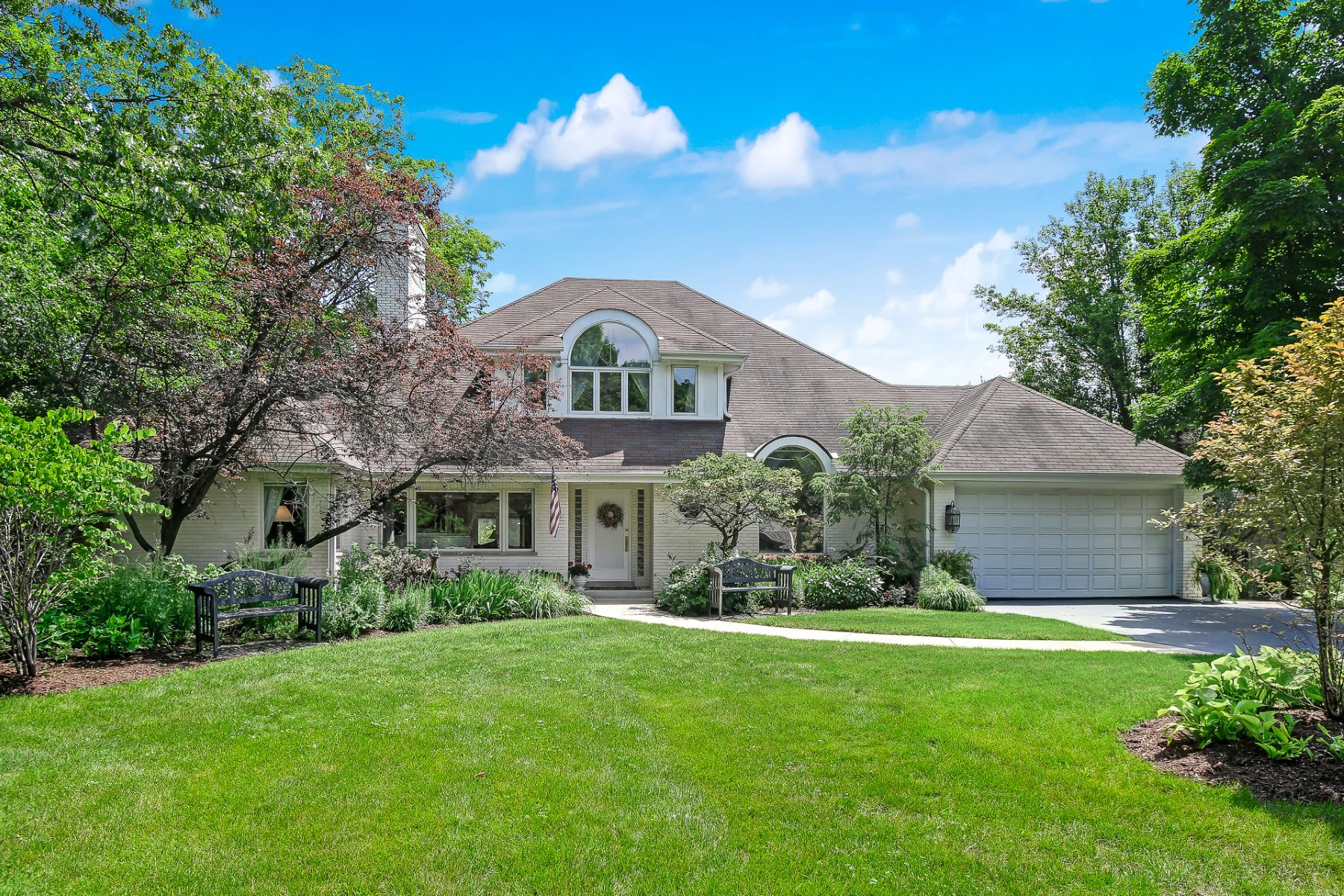 Single Family Homes for Active at Desirable Oak Brook Home 3617 N Madison Street Oak Brook, Illinois 60523 United States