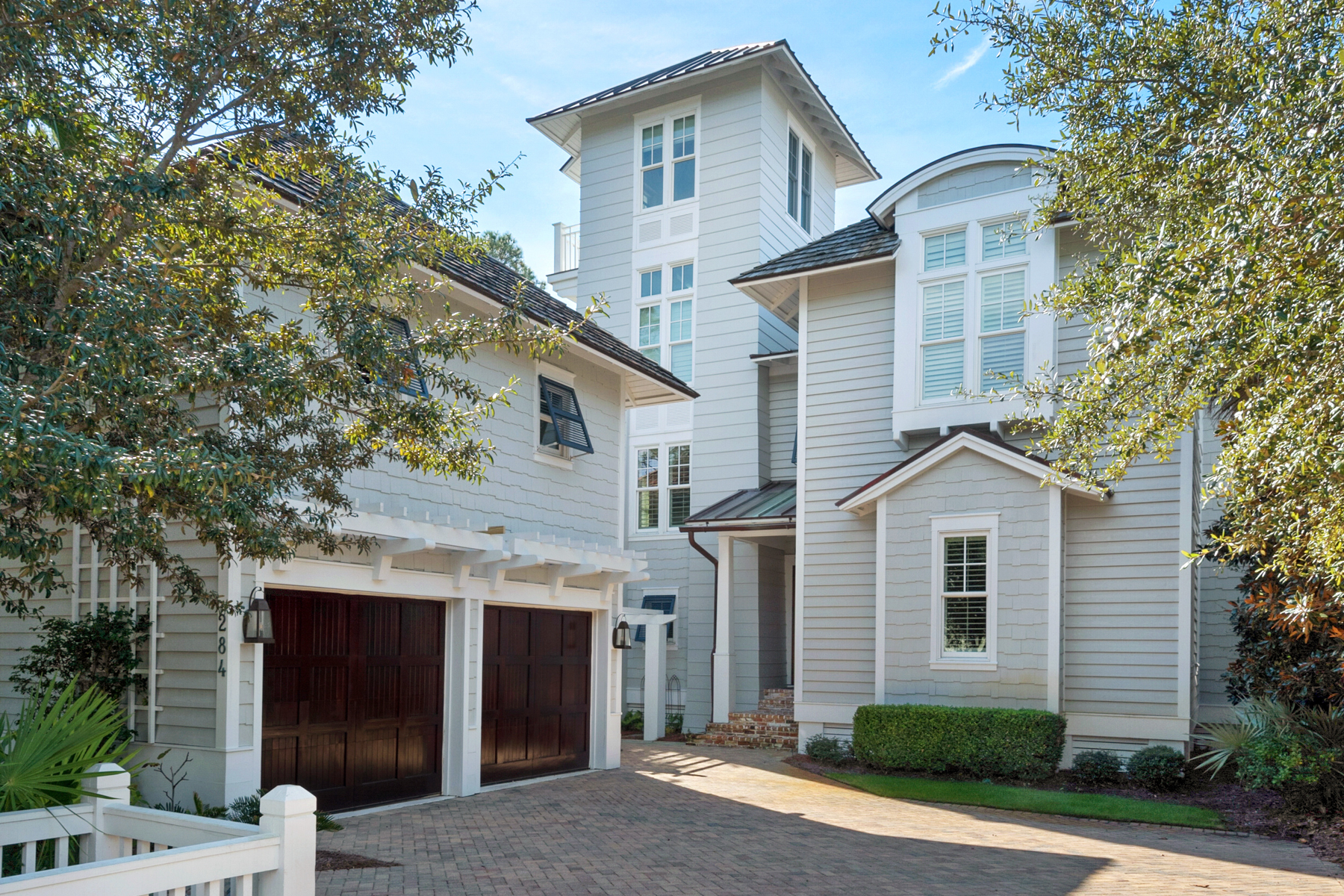 single family homes for Active at Beach House with Luxury Furnishings in WaterSound 284 E Yacht Pond Lane Watersound, Florida 32461 United States