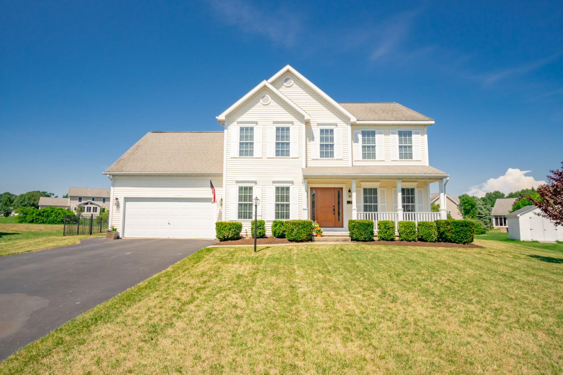 Single Family Homes 為 出售 在 5 Brassfield Ct, Clifton Park, Ny, 12065 Clifton Park, 纽约 12065 美國