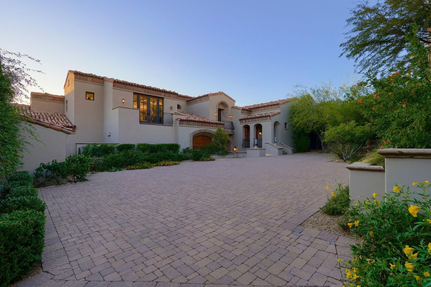 Single Family Homes for Sale at DC Ranch Silverleaf 20880 N 112th Street, Scottsdale, Arizona 85255 United States