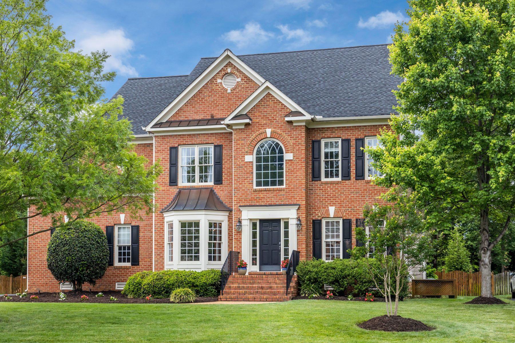 Single Family Homes för Försäljning vid 12104 Blairmont Court, Glen Allen, VA 23059 Glen Allen, Virginia 23059 Förenta staterna