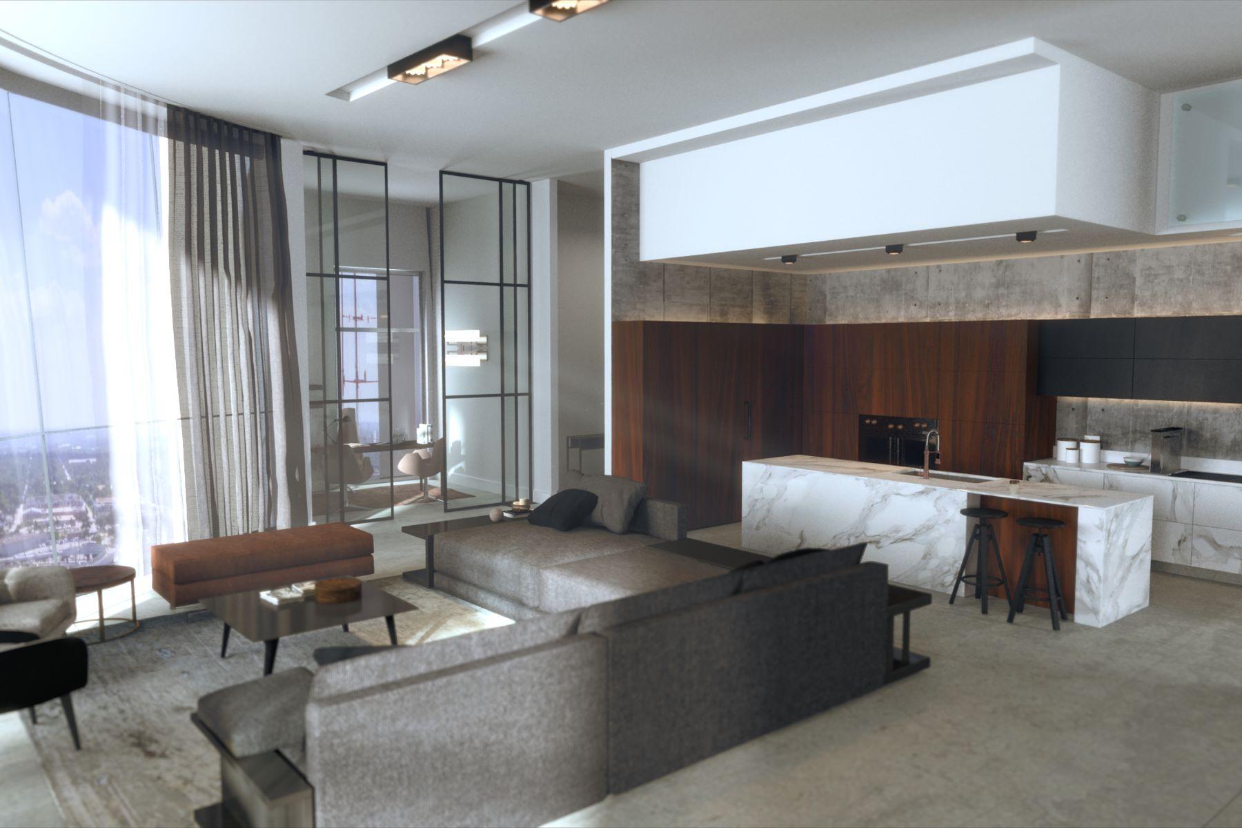 Condominiums for Sale at Luxury 18th Floor Condominium 123 Lexington Avenue #1806, San Antonio, Texas 78205 United States