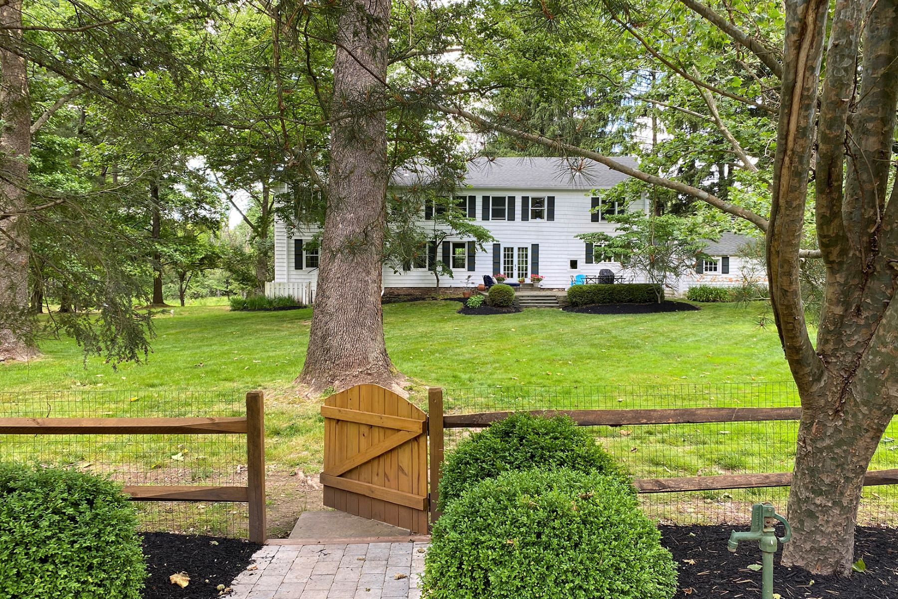 Additional photo for property listing at Prepare To Be Enchanted! 58 Titus Mill Road, Pennington, New Jersey 08534 United States