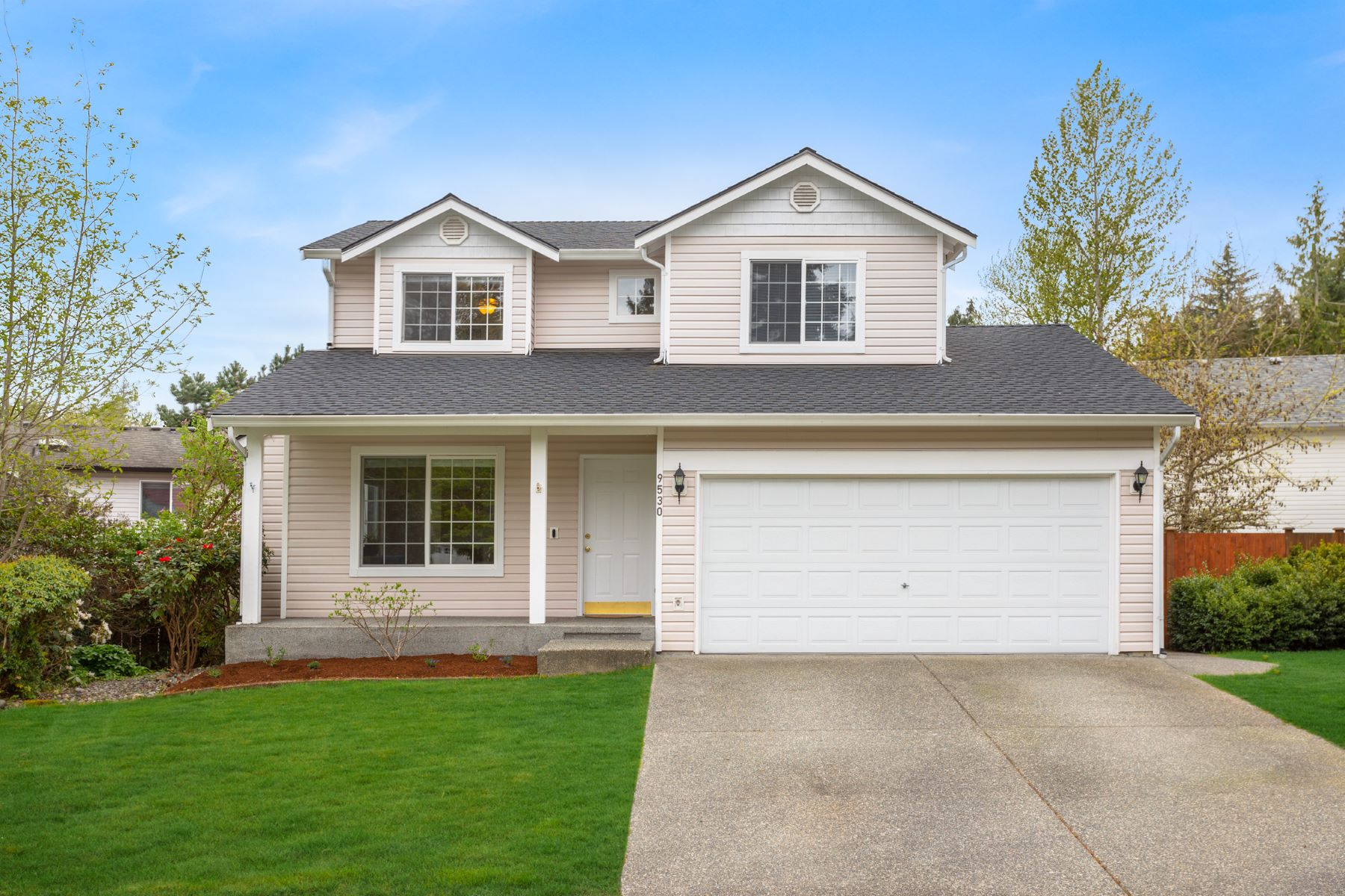 Single Family Homes 為 出售 在 Lake Bay Retreat 9530 17th Place NE, Lake Stevens, 華盛頓州 98258 美國