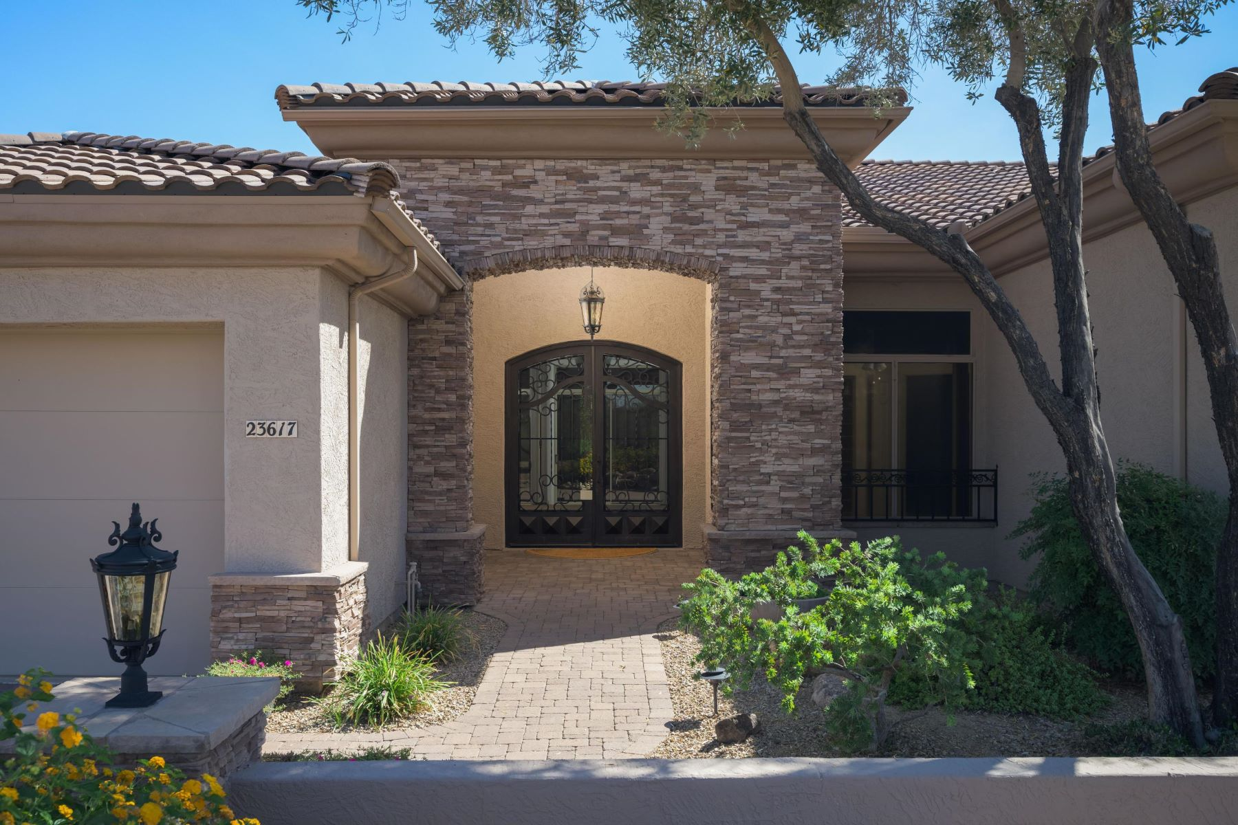 Single Family Homes for Sale at Pinnacle Hill 23617 N 55th St. DR Glendale, Arizona 85310 United States