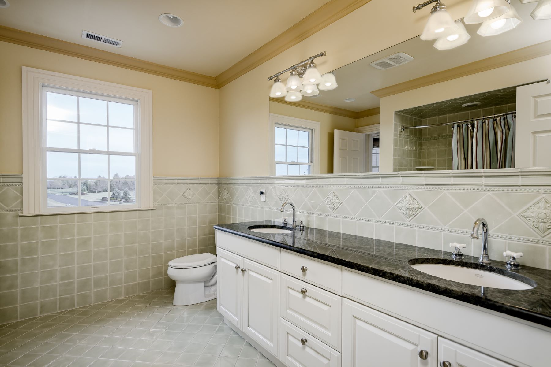 Additional photo for property listing at Palomar-Built Beauty Balances Sophistication and Comfort 12 Benson Lane, Skillman, New Jersey 08558 United States
