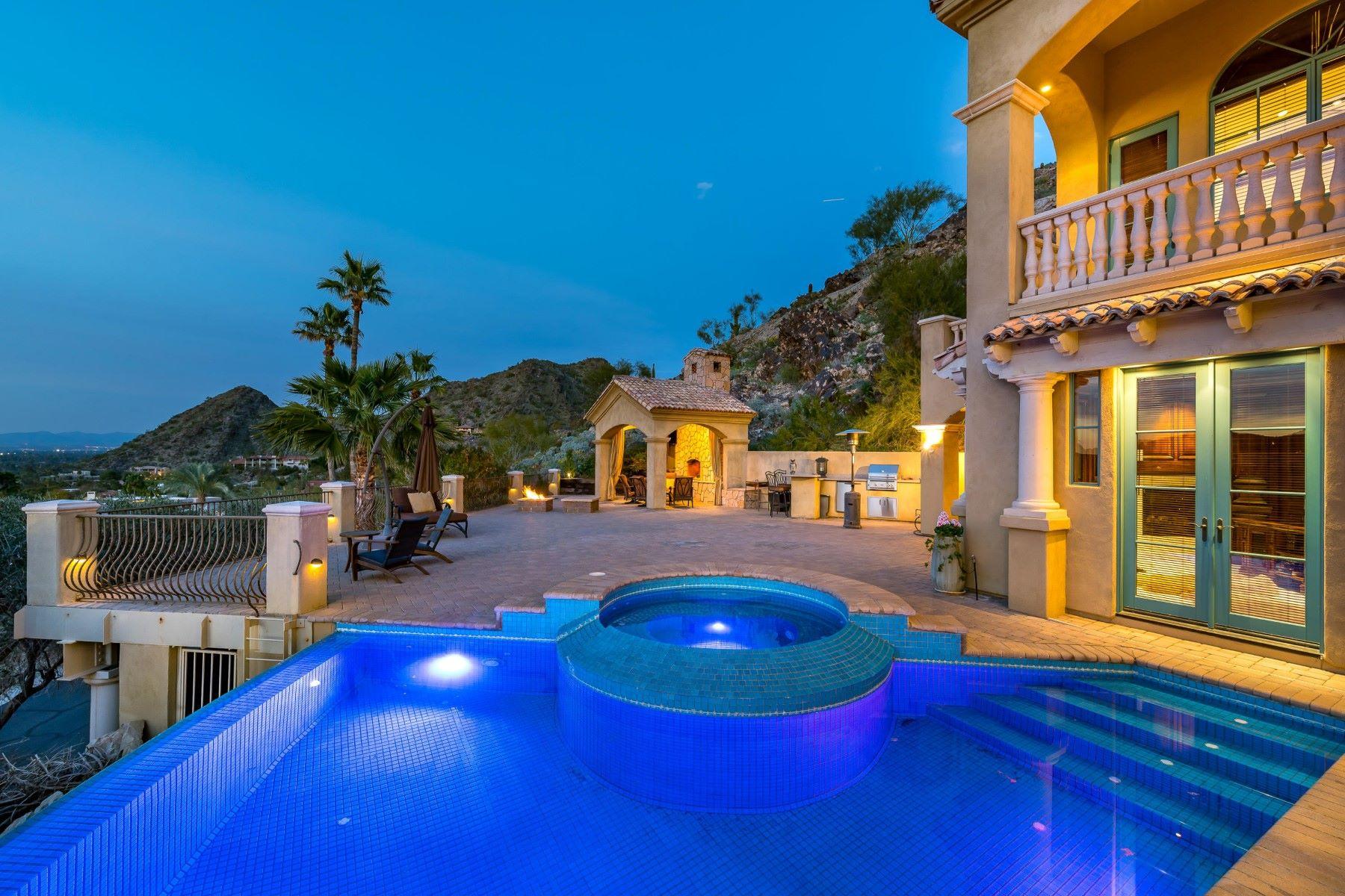 Additional photo for property listing at Paradise Canyon Foothills 5317 E Desert Vista Rd Paradise Valley, Arizona 85253 Estados Unidos