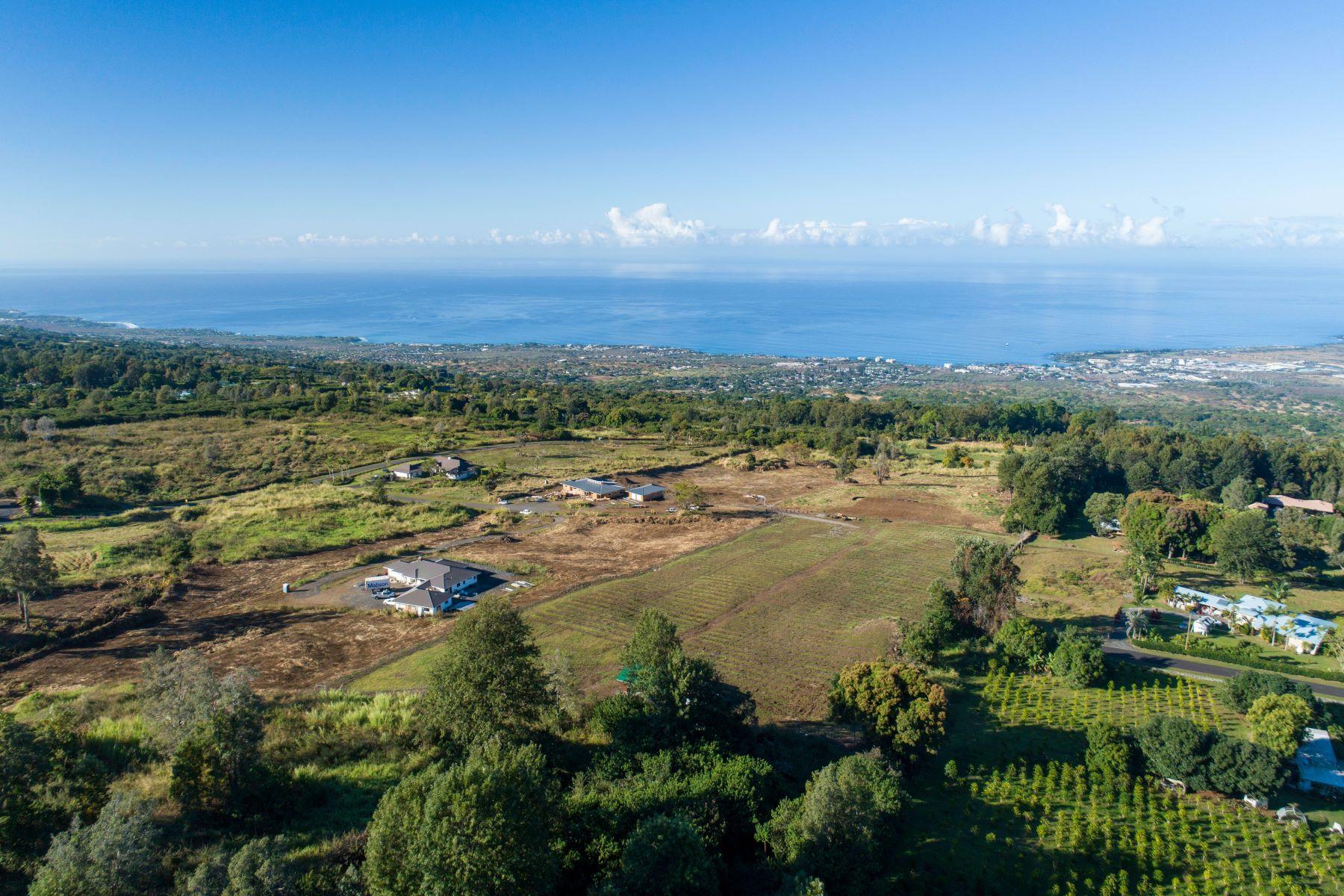 土地,用地 为 销售 在 75-1300 Keopu Mauka Drive, Holualoa, HI 96725 75-1300 Keopu Mauka Drive Lot 8 霍鲁阿诺阿, 夏威夷 96725 美国