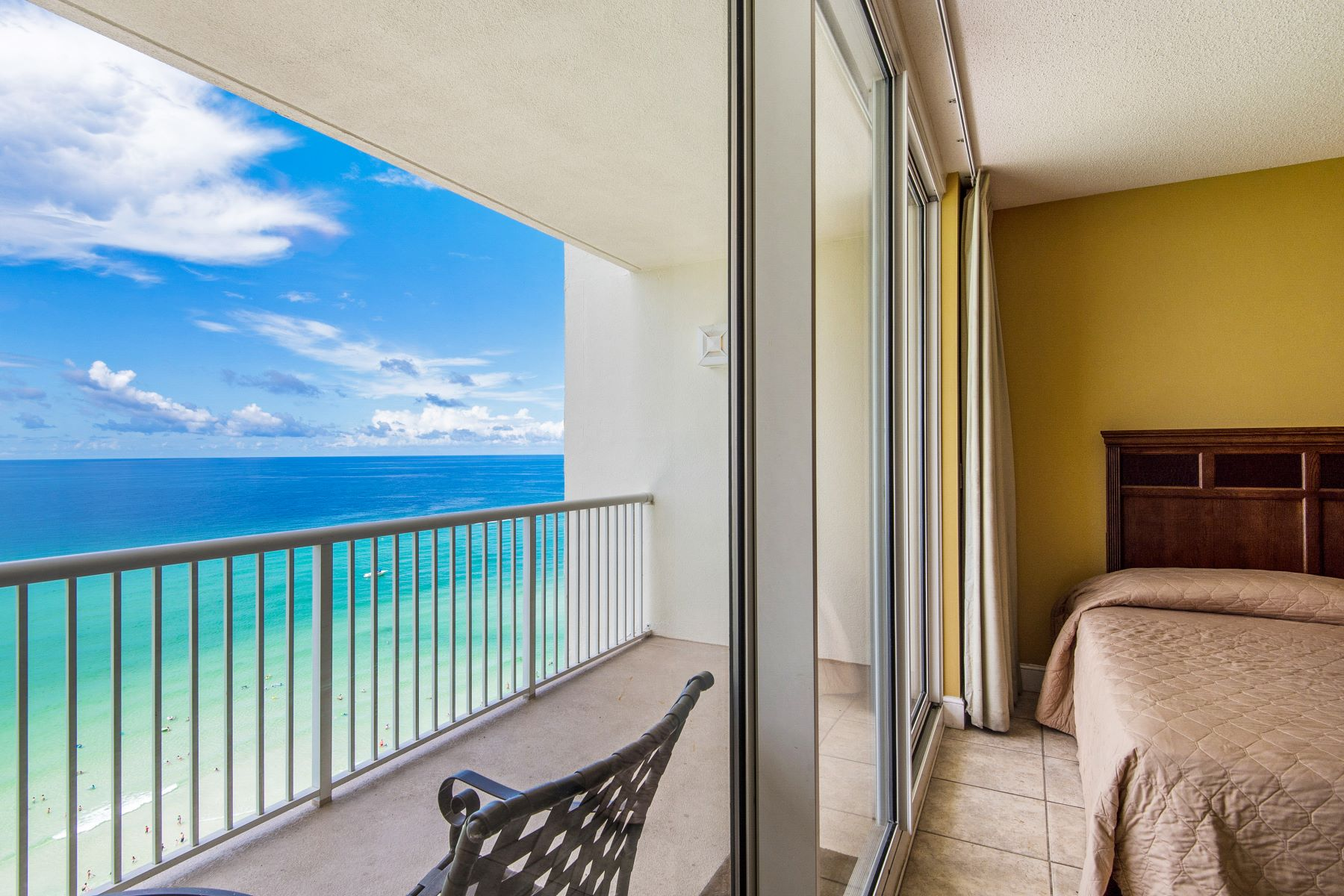 Condominiums for Sale at Furnished Gulf-Front Studio with Rental Potential 10901 Front Beach Road 1609, Panama City Beach, Florida 32407 United States