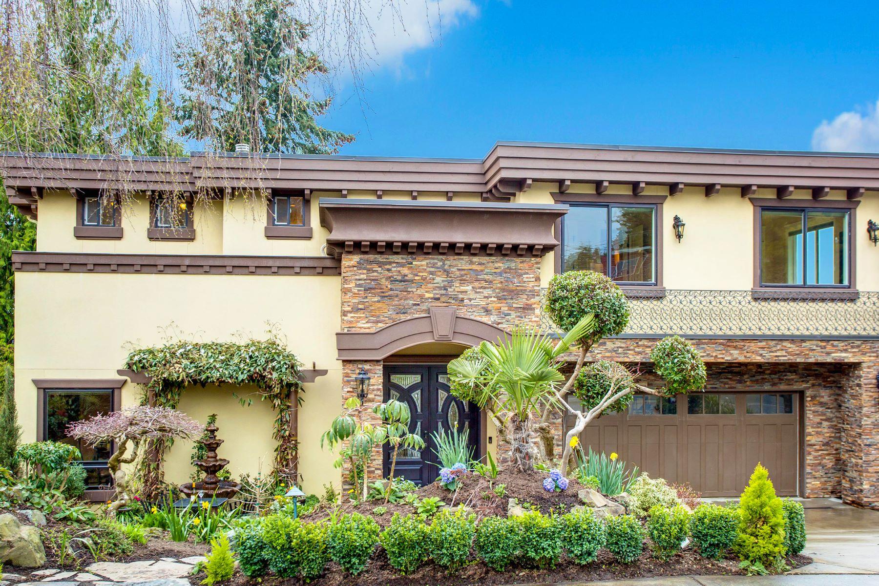 Single Family Homes por un Venta en 4533 105th Ave NE, Kirkland, WA 98033 4533 105th Ave NE Kirkland, Washington 98033 Estados Unidos