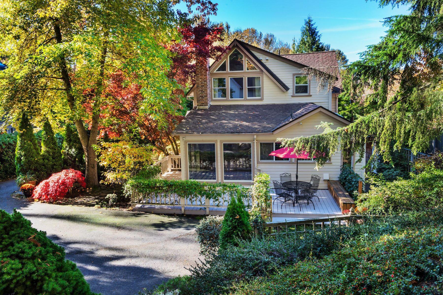 Single Family Homes 為 出售 在 4130 Lake Washington Blvd NE, Kirkland, WA 98033 Kirkland, 華盛頓州 98033 美國