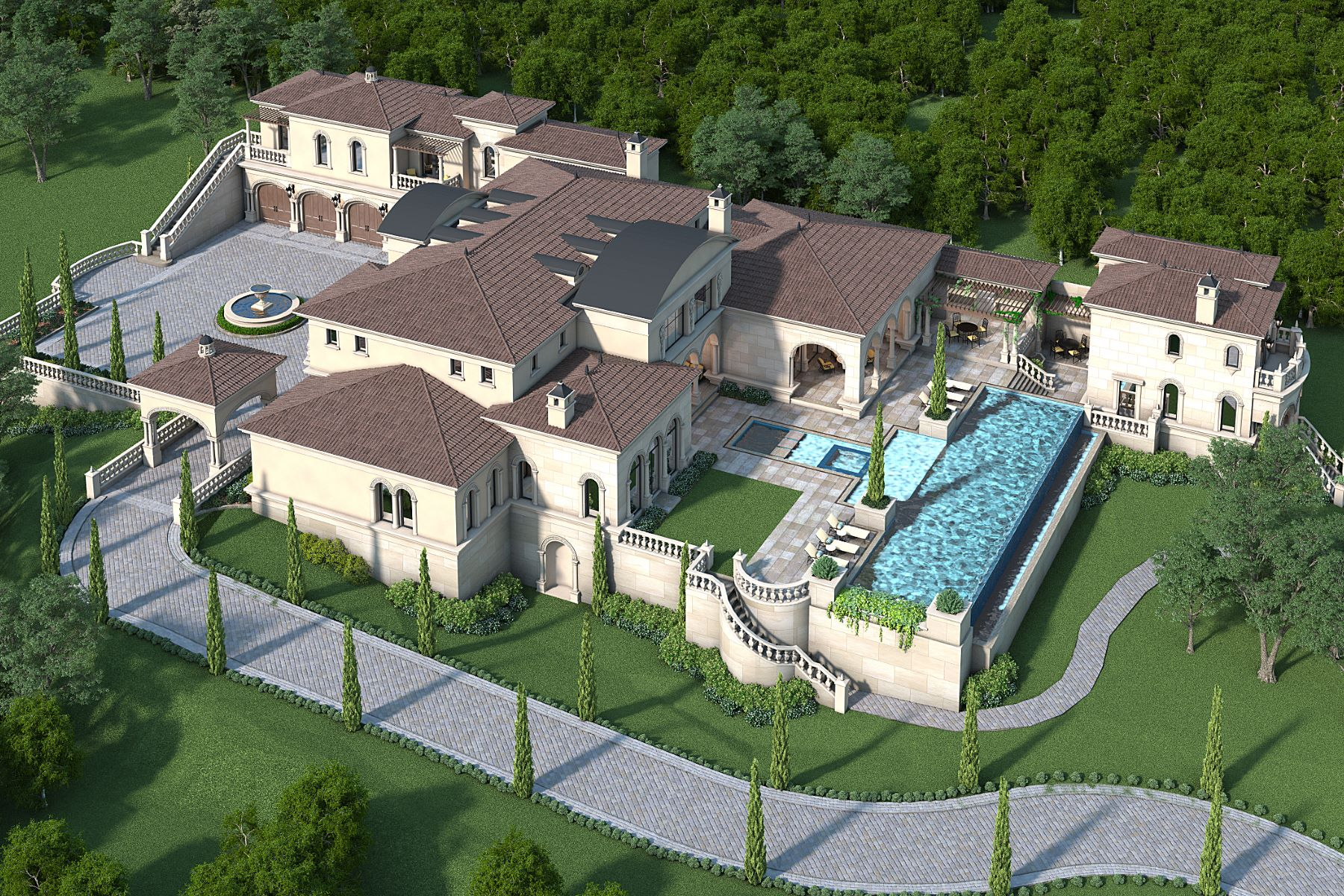 Single Family Homes for Active at La Dolce Villa 201 Buckeye Trail Austin, Texas 78746 United States