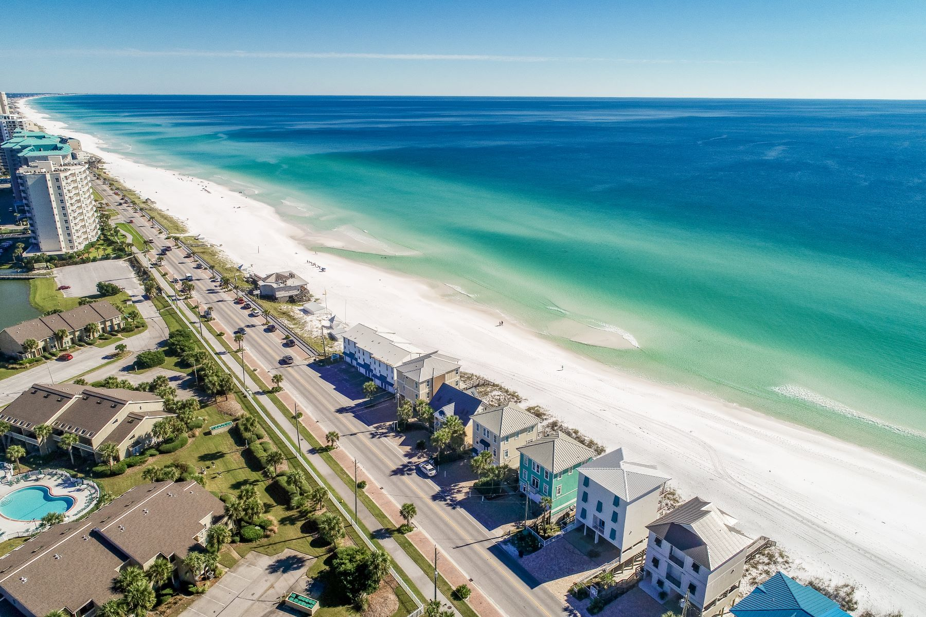 single family homes for Active at Recently Updated Gulf-front Rental Machine Offers Prominent Position 1495 Scenic Gulf Drive Miramar Beach, Florida 32550 United States