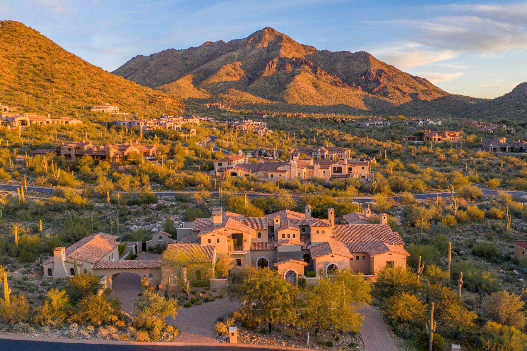 Single Family Homes for Active at Silverleaf Upper Canyon 20913 N 109th Place 1619 Scottsdale, Arizona 85255 United States
