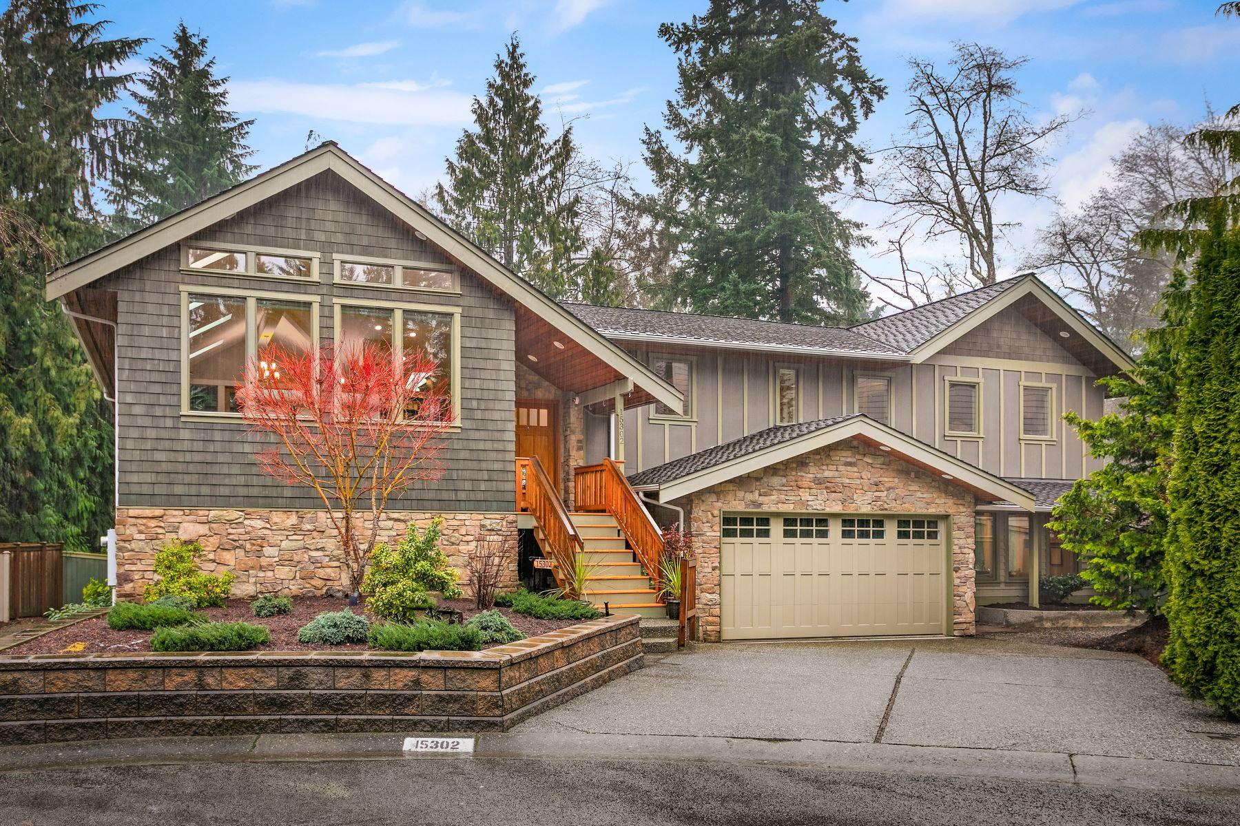 Single Family Homes por un Venta en 15302 25th Drive Southeast, Mill Creek, WA 98012 15302 25th Dr SE Mill Creek, Washington 98012 Estados Unidos
