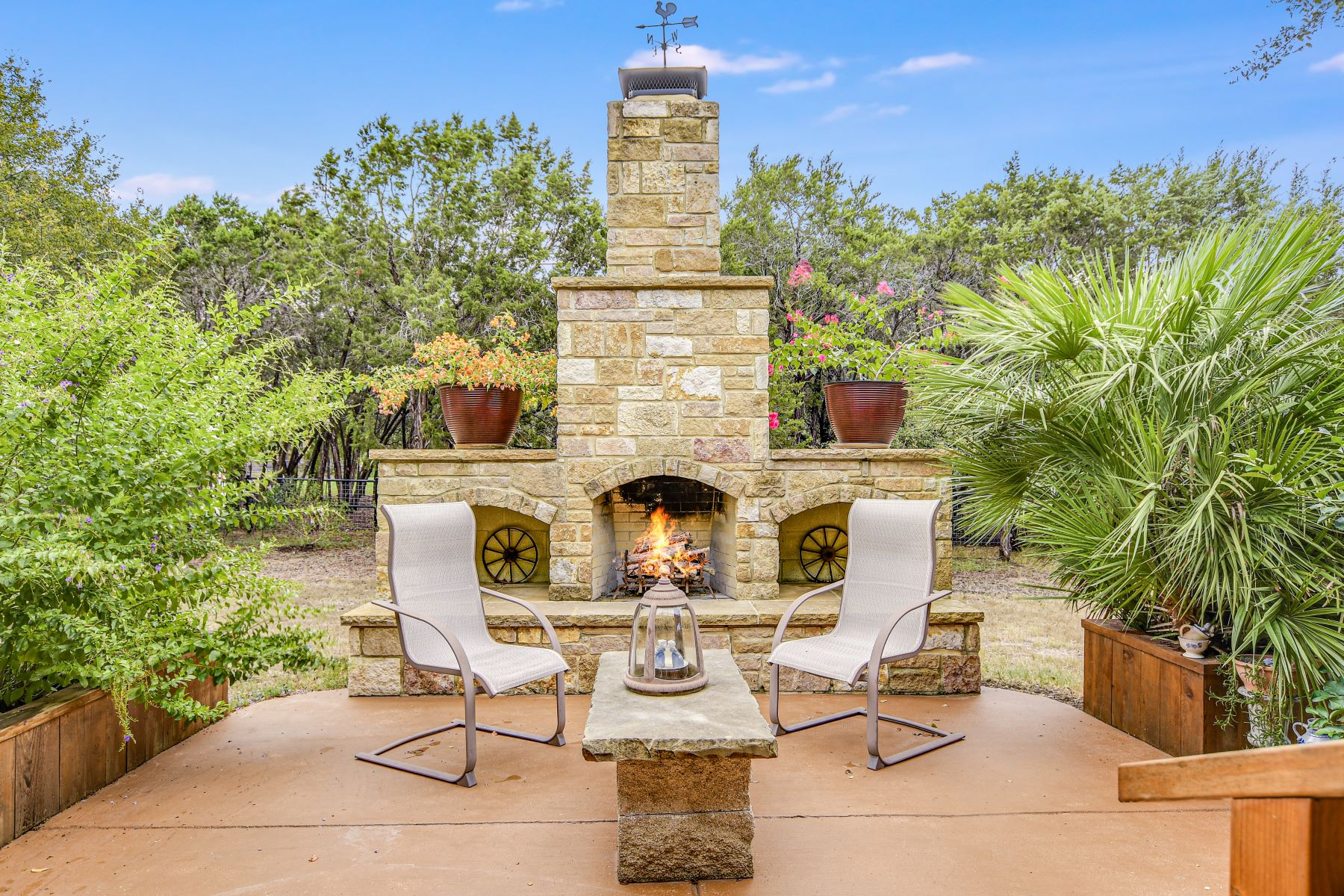 Single Family Homes for Sale at One Owner Home In Havenwood 2618 Beaver Lane New Braunfels, Texas 78132 United States