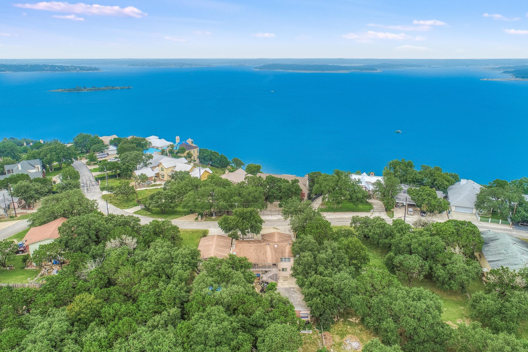 Single Family Homes for Sale at Pristine Canyon Lake Two Story 1066 Janet Drive, Canyon Lake, Texas 78133 United States