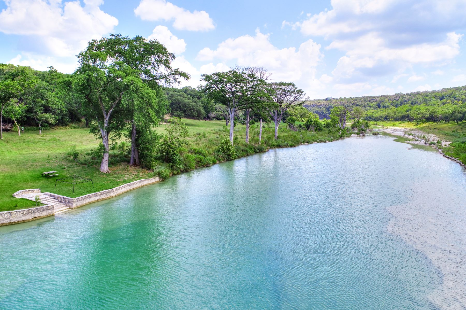 Single Family Homes for Sale at Oasis of Privacy in Wimberley 2050 Red Hawk Road Wimberley, Texas 78676 United States