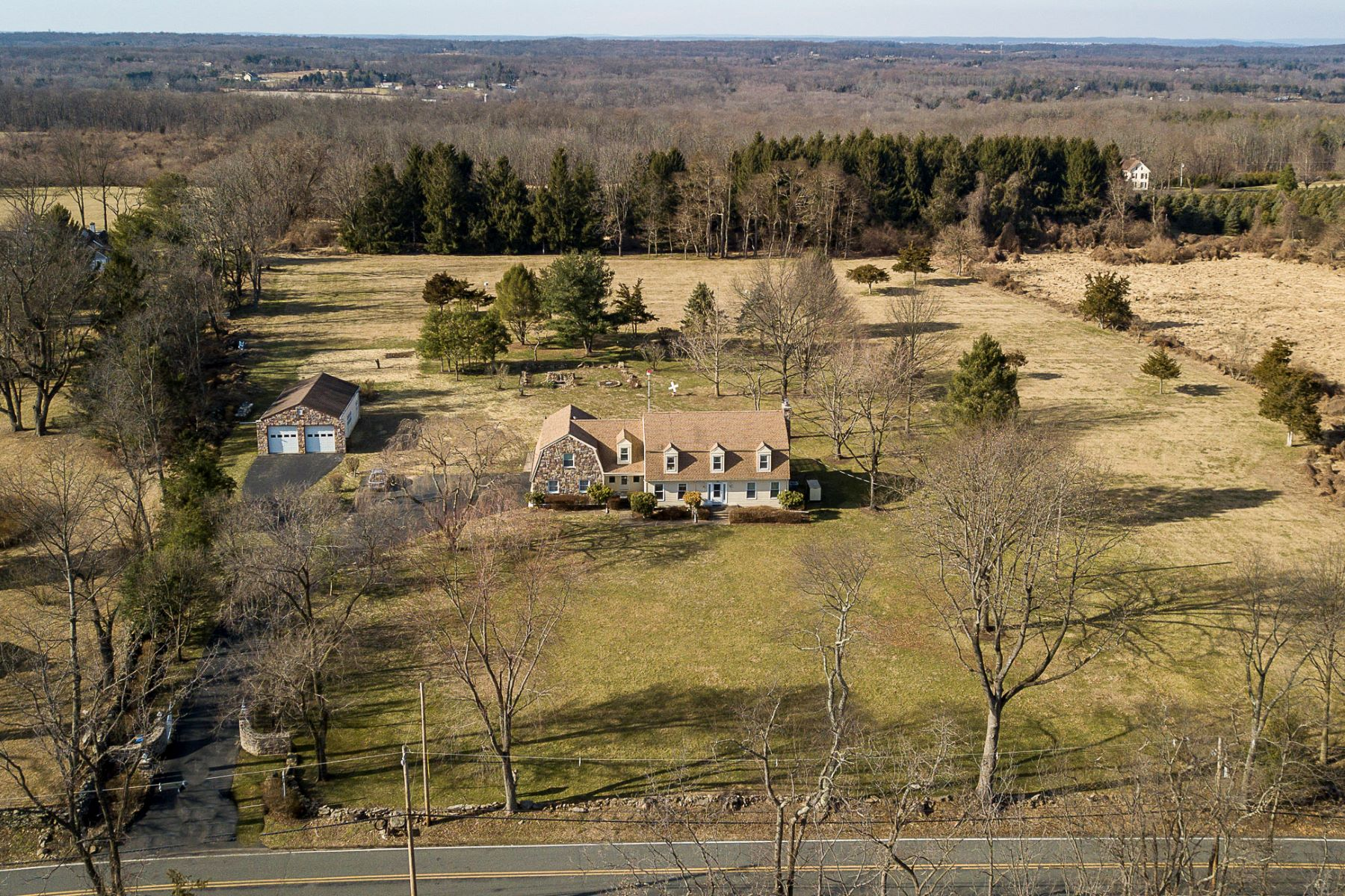 Property for Sale at A Gem In The Country 69 Harbourton Woodsville Road, Pennington, New Jersey 08534 United States