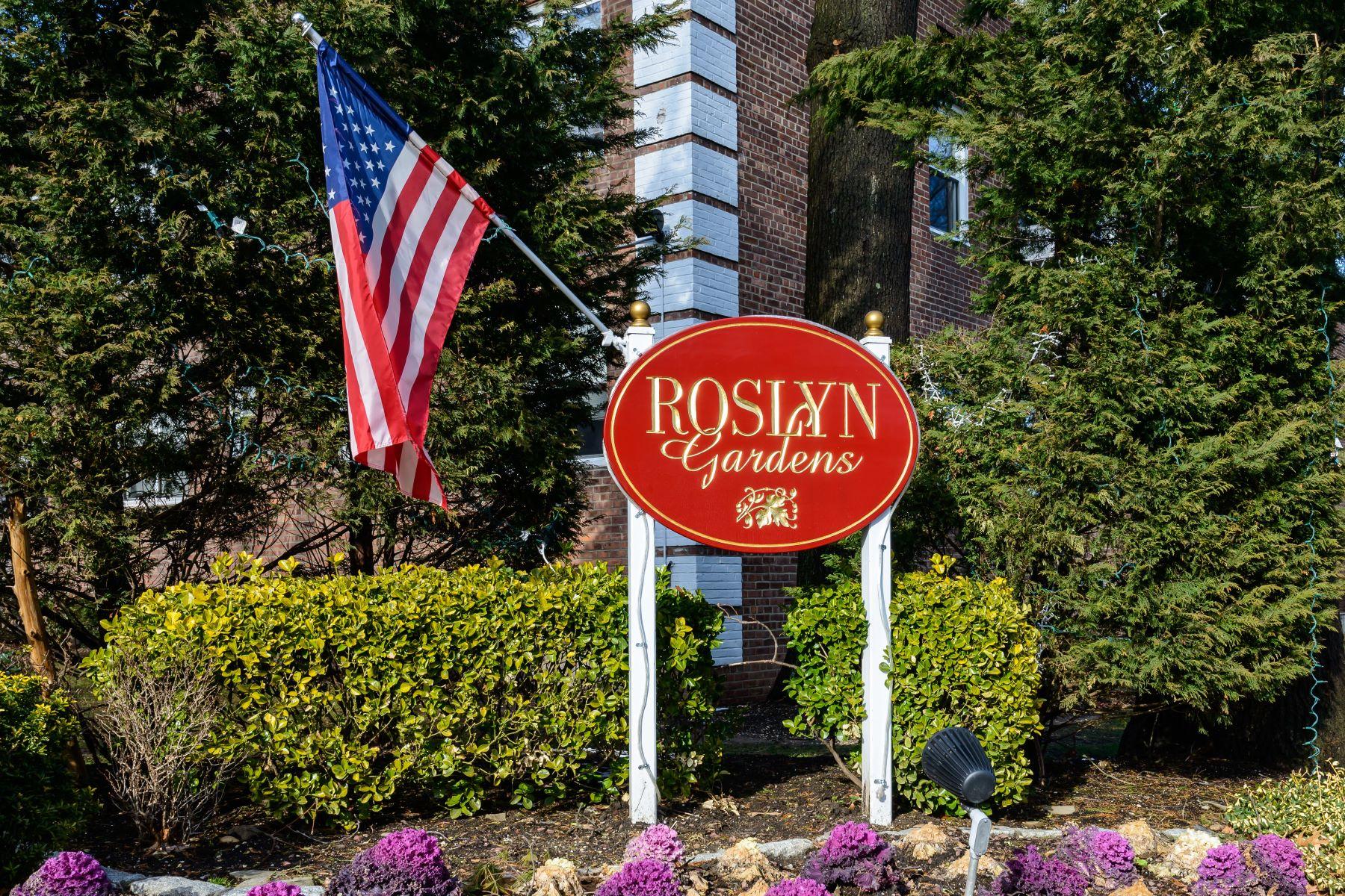 Co-op Properties 為 出售 在 14 Edwards Street, Roslyn Heights, Ny, 11577 14 Edwards Street, Unit# 1B, Roslyn Heights, 纽约 11577 美國